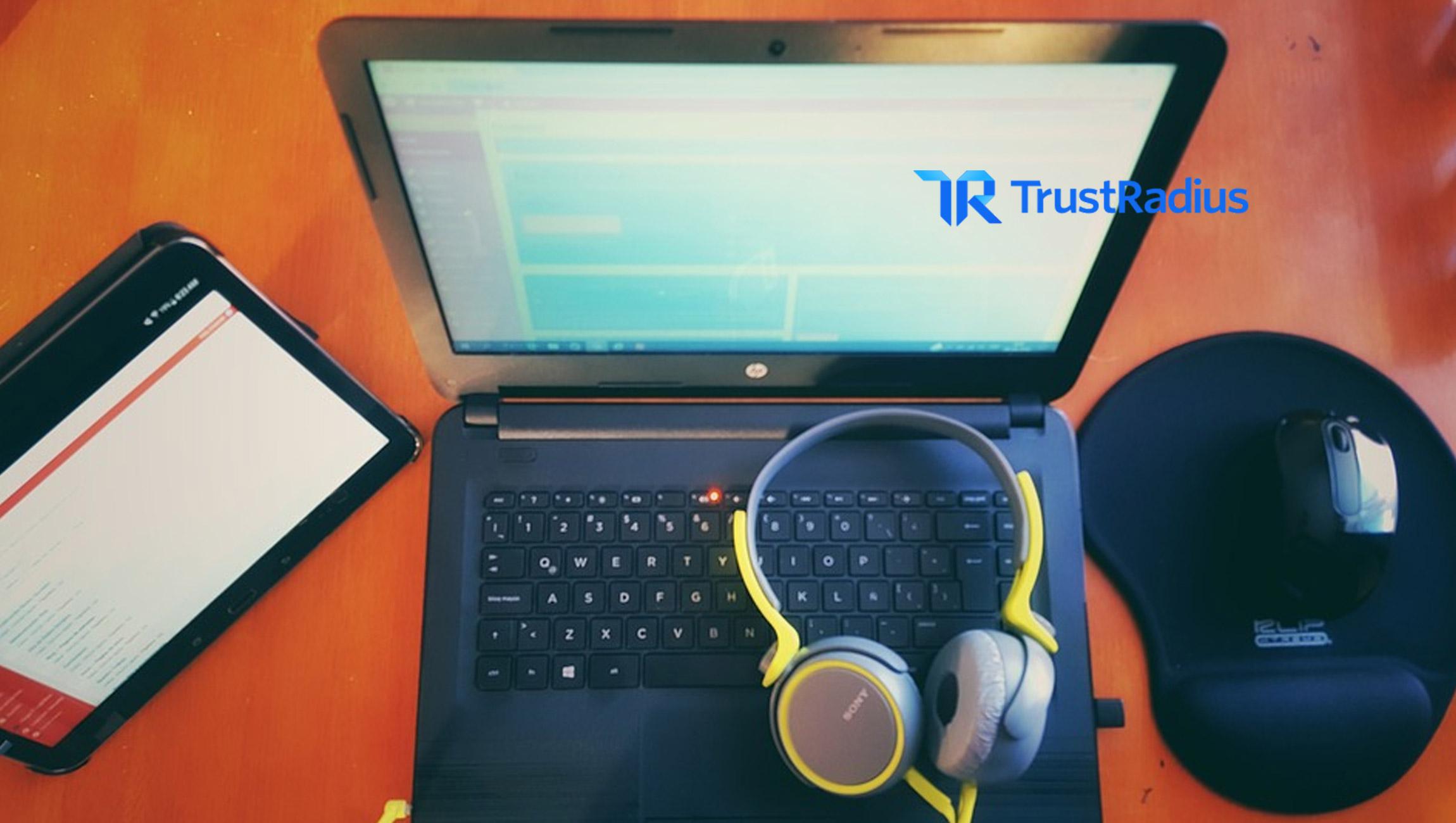 TrustRadius Announces 2020 Tech Cares Award Recipients