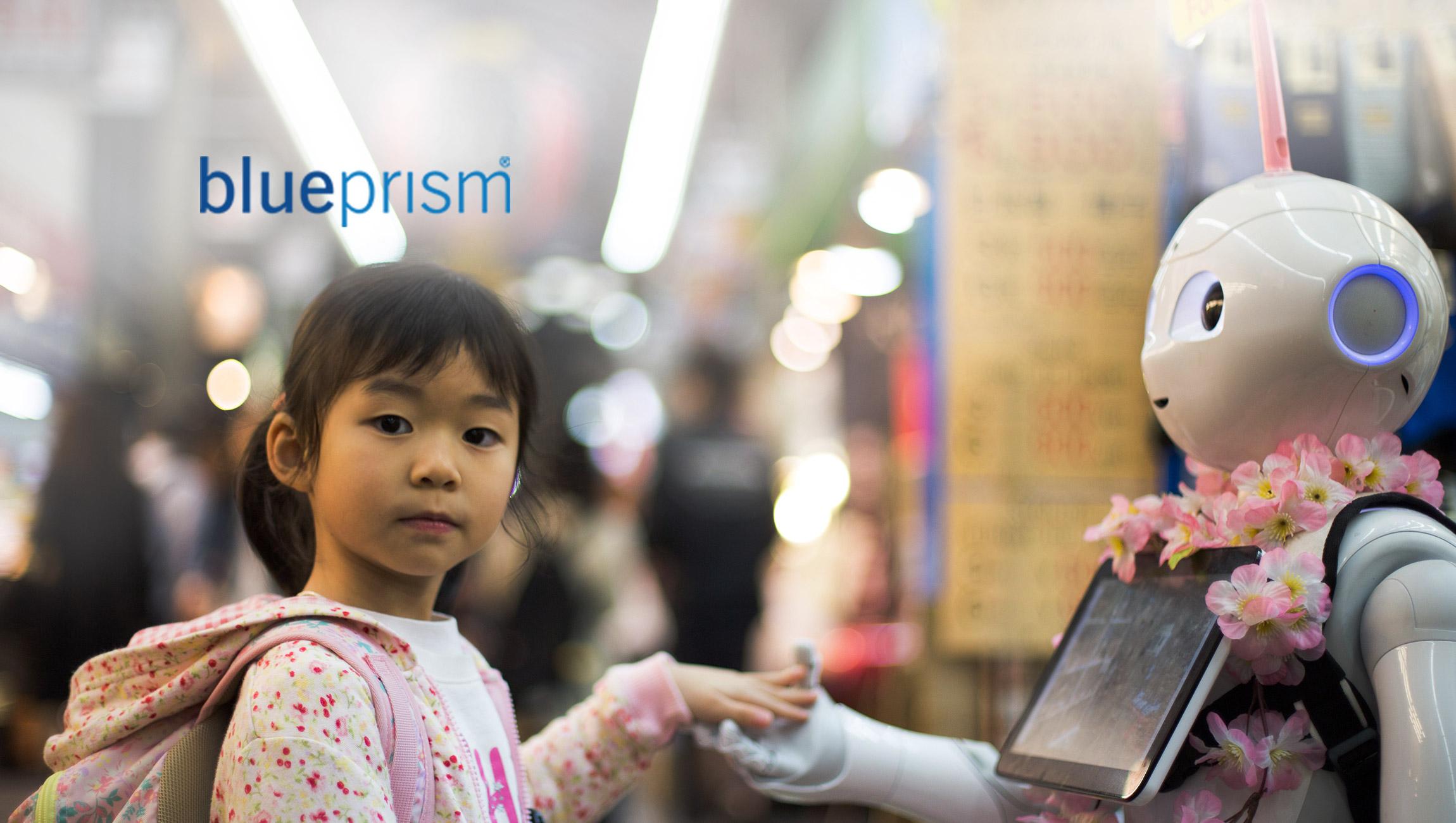 Blue PrismBlue Prism's Rapidly Growing Tech Ecosystem Drives Success