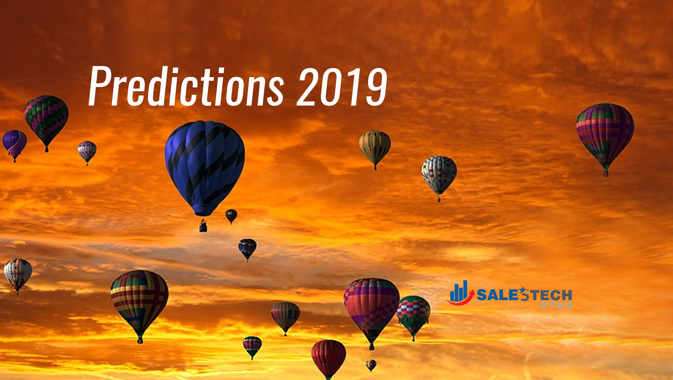 Salestech Predictions 2019: The Year of 'Practicing with Purpose'