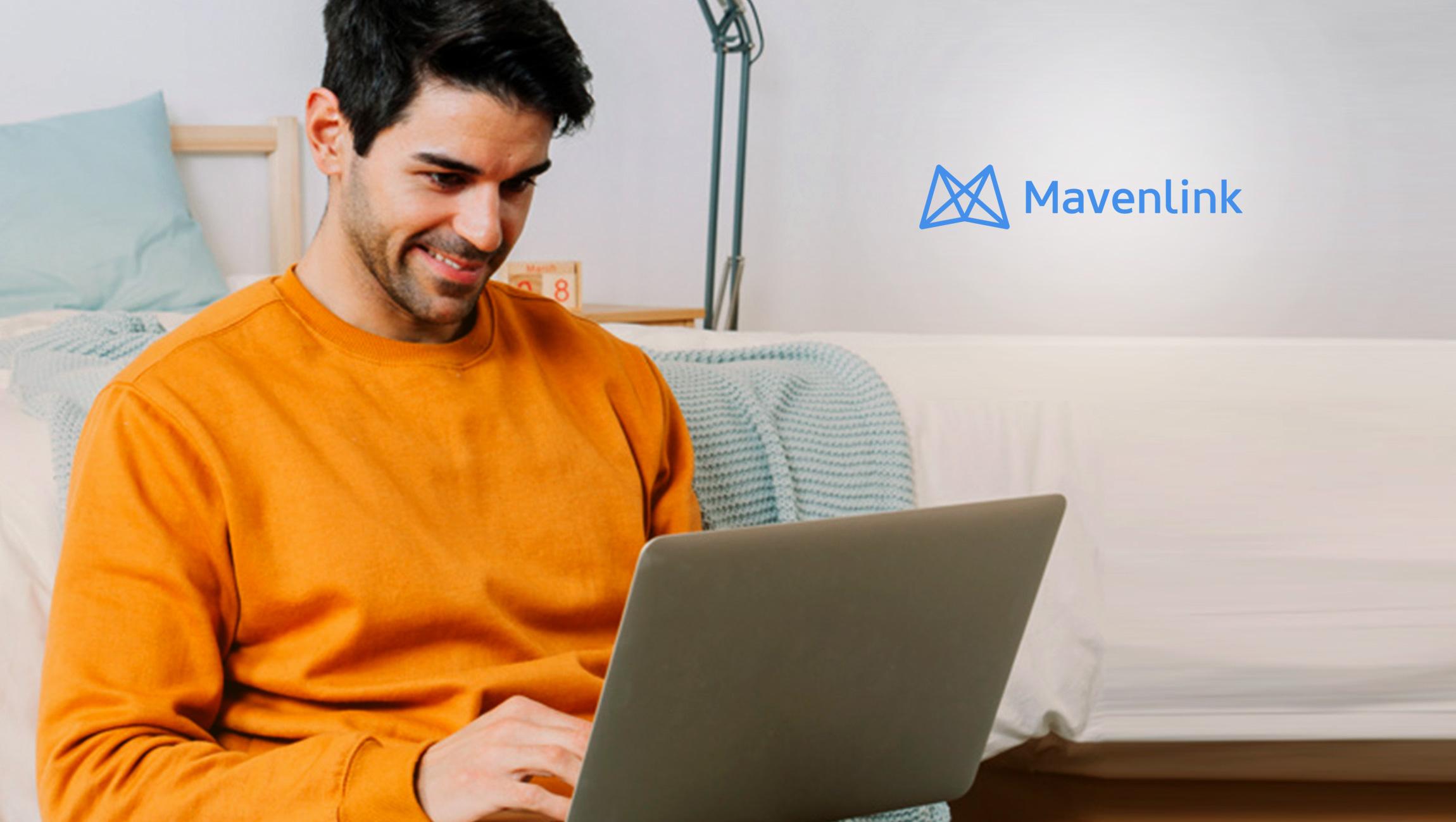 Mavenlink Named No. 1 Resource Management Software Vendor by G2