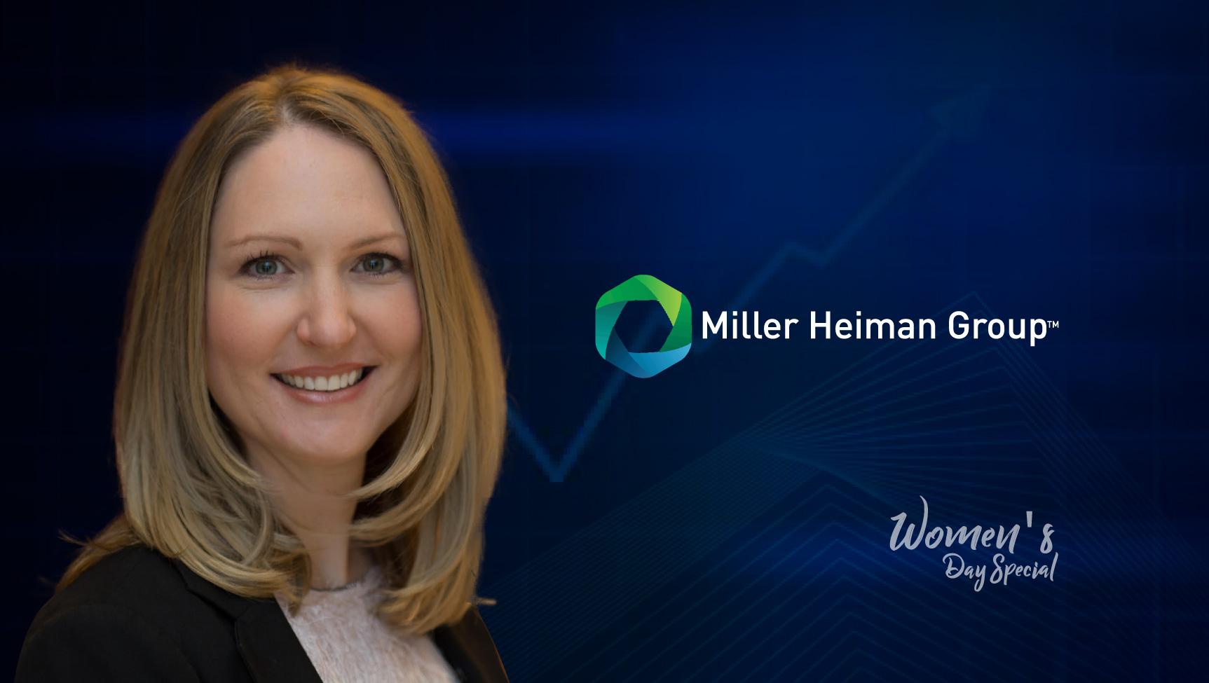 SalesTech Interview with Dana Hamerschlag, Chief Product Officer at Miller Heiman Group