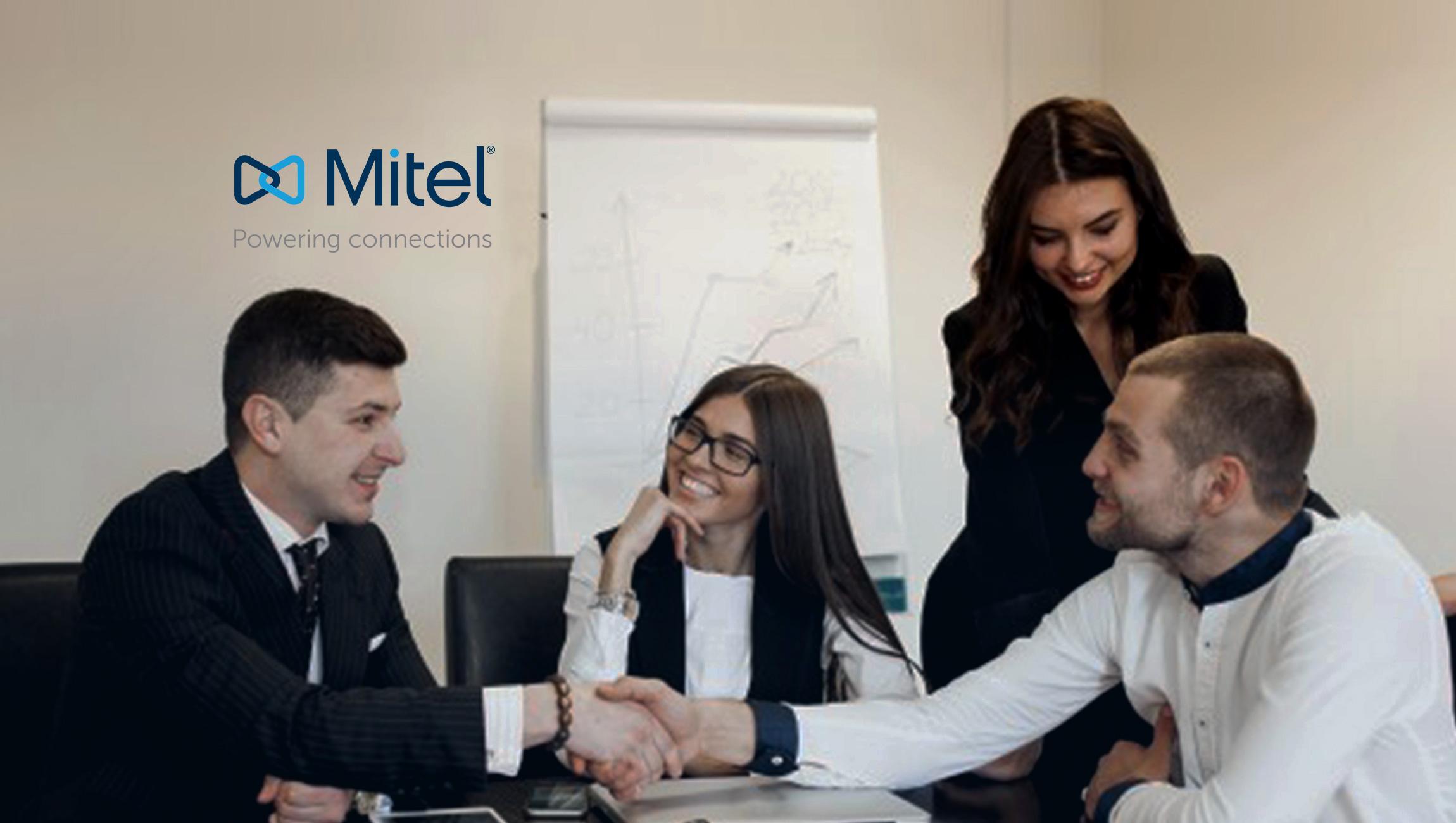 Mitel Announces 2019 International Partner Awards Winners