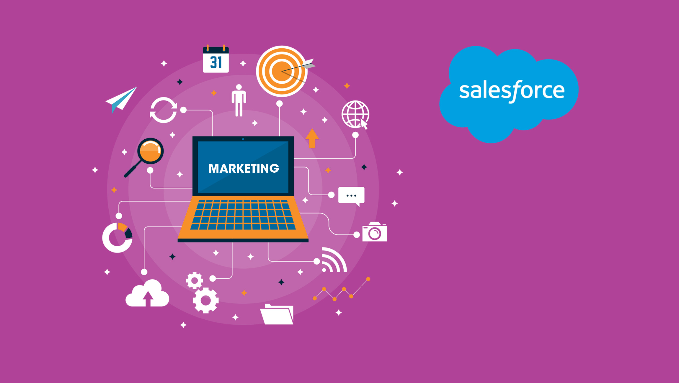 Salesforce Positioned in the Leaders Quadrant of the Gartner's 2019 Magic Quadrant for Multichannel Marketing Hubs
