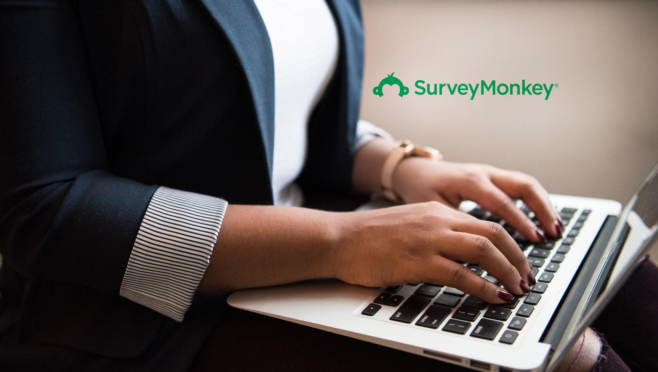 SurveyMonkey Teams Up with Zoom to Enhance the Virtual Employee Feedback Experience