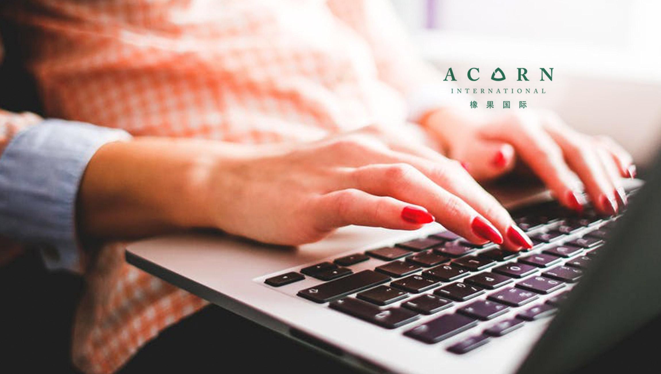 Acorn International Establishes Acorn Digital Services