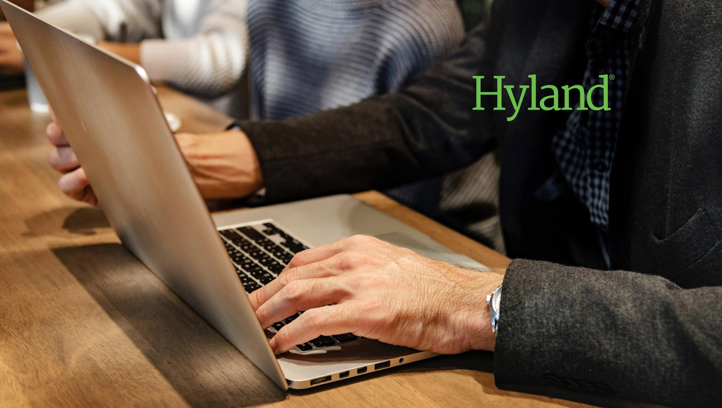Hyland releases OnBase Integration for Salesforce on Salesforce AppExchange, the World's Leading Enterprise Cloud Marketplace