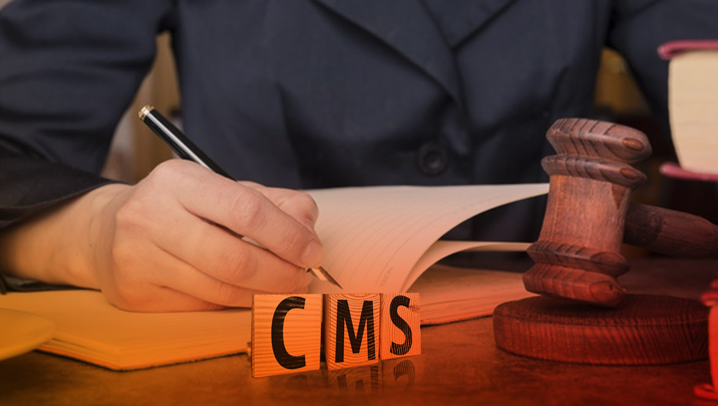 Why CMS Shouldn't Be Your Go-To for Legal Content