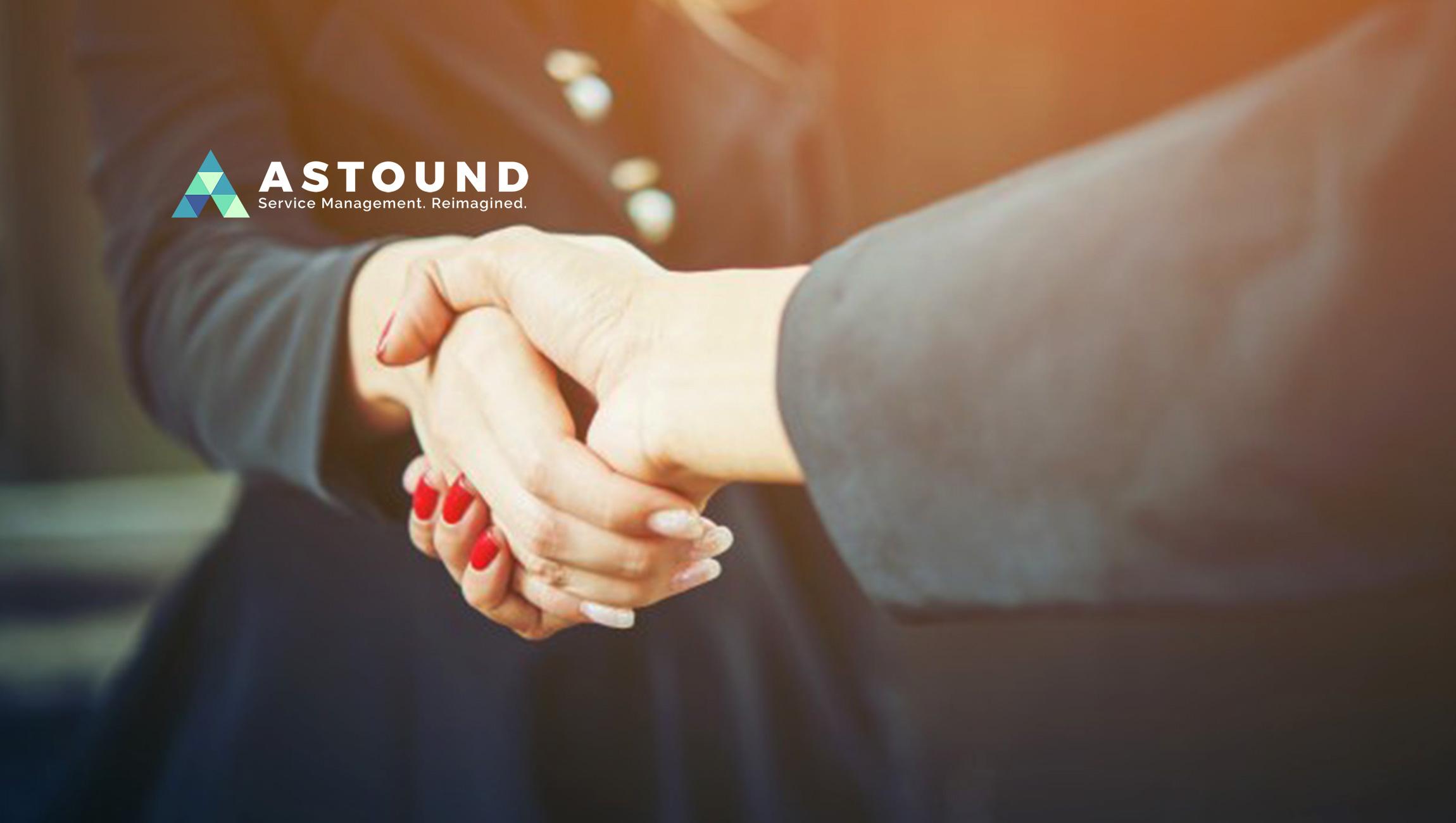 Astound and CAI Announce Strategic Partnership