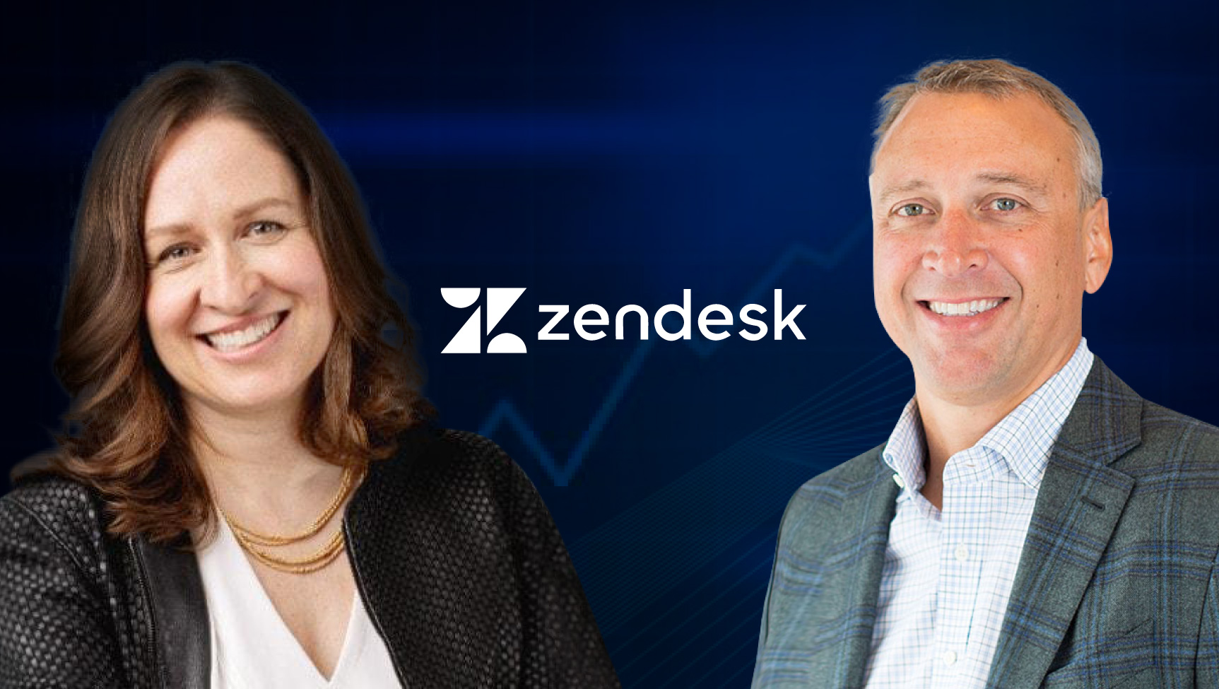 SalesTech Star Interview with Tom Keiser (Chief Operating Officer) and Elisabeth Zornes (Chief Customer Officer) at Zendesk