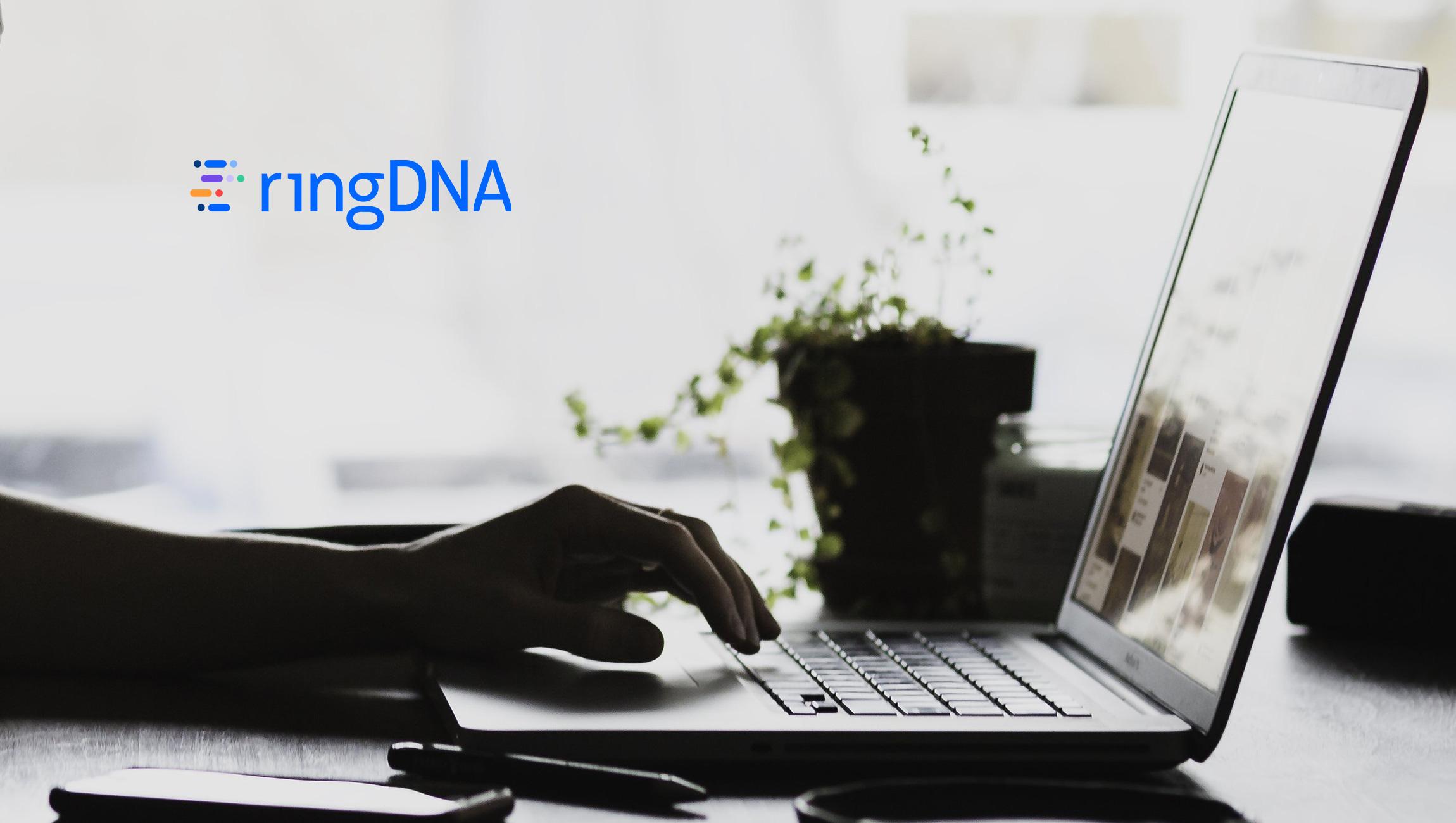 ringDNA Honored by Goldman Sachs for Entrepreneurship