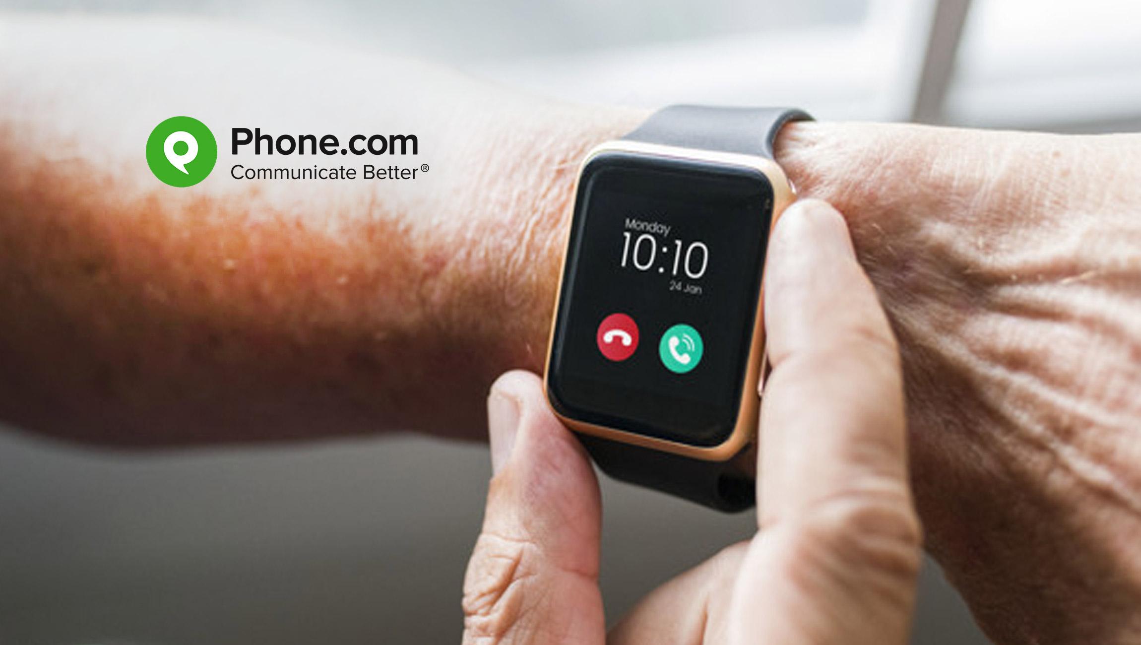 Phone.com Extends Artificial Intelligence Adoption with SAM.AI Integration