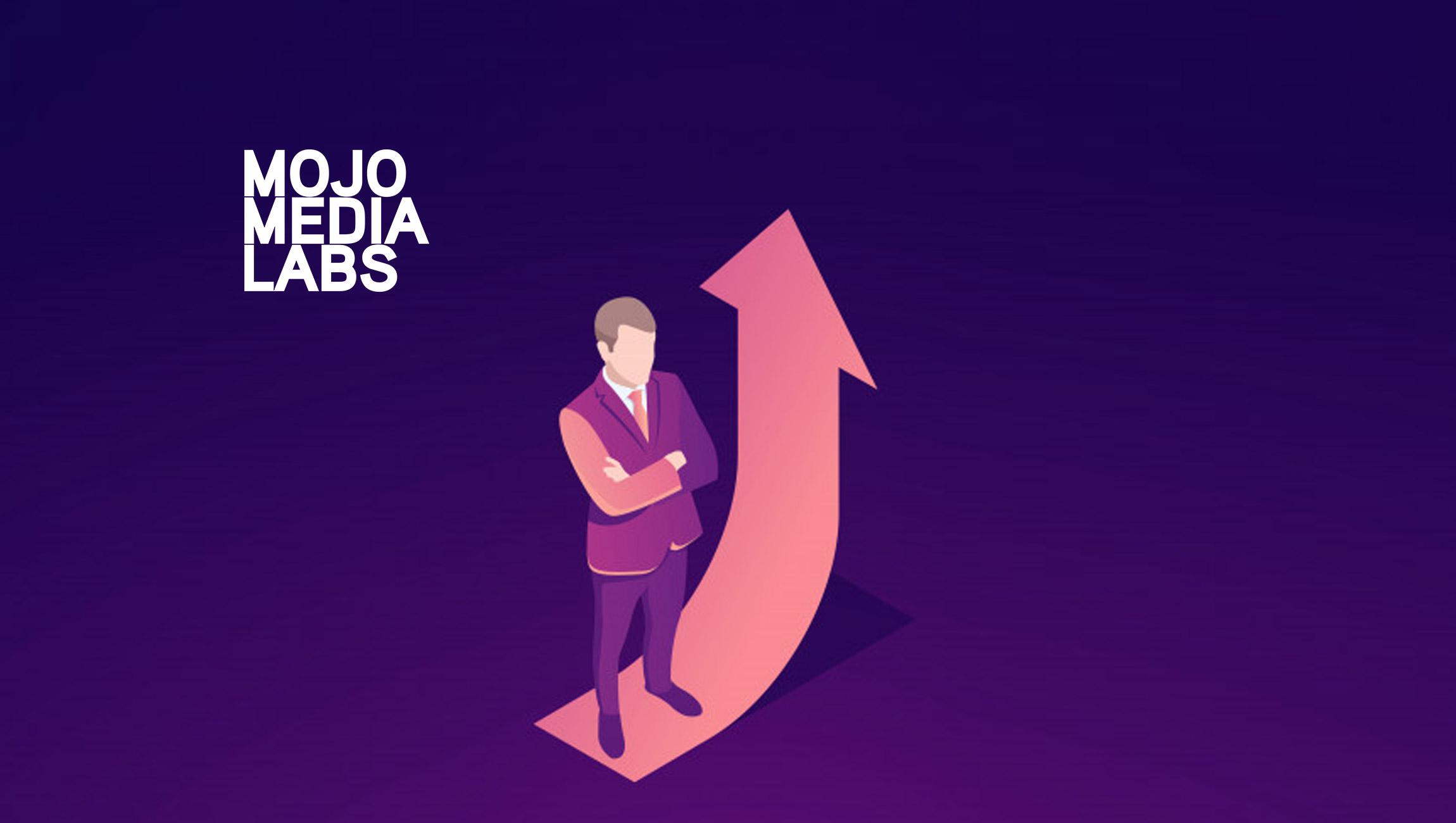 Mojo Media Labs Announces Investment in Chief Revenue Officer, Tiago Moro de Castro
