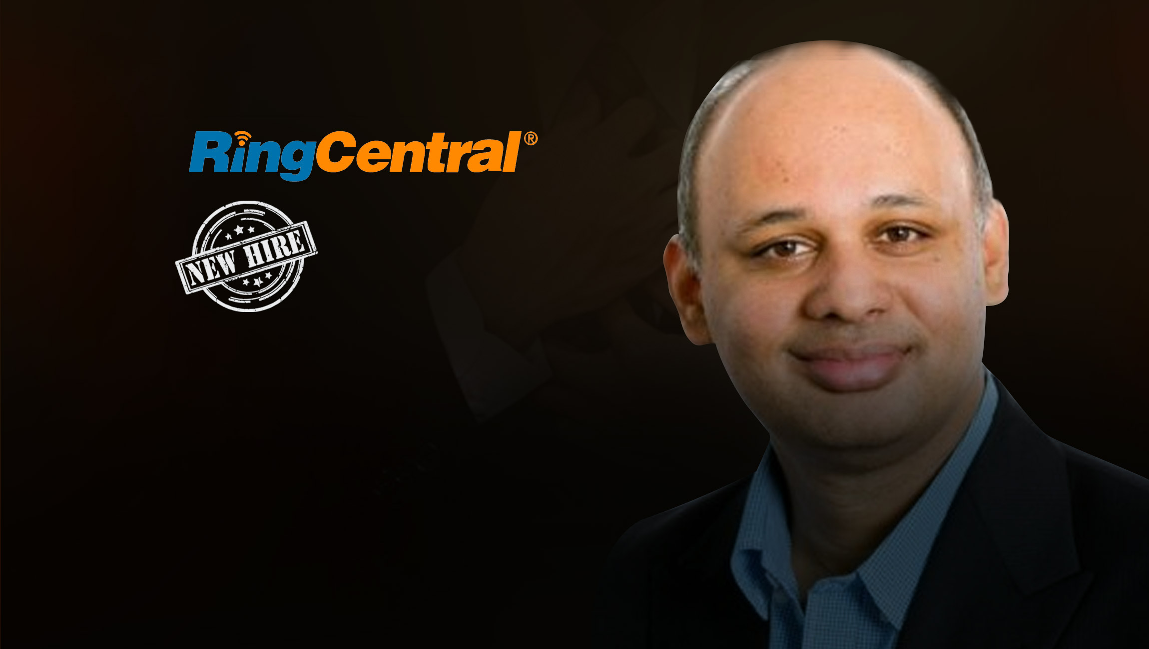 Anand Eswaran, Former Microsoft Corporate Vice President for Global Enterprise Business, Joins RingCentral as President and Chief Operating Officer