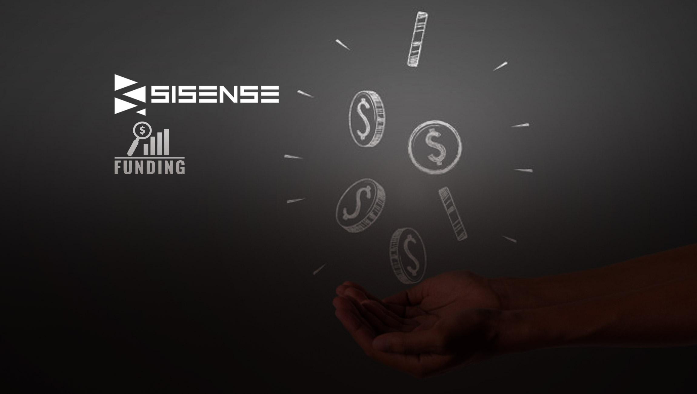 Business Analytics Company Sisense Raises Over $100m