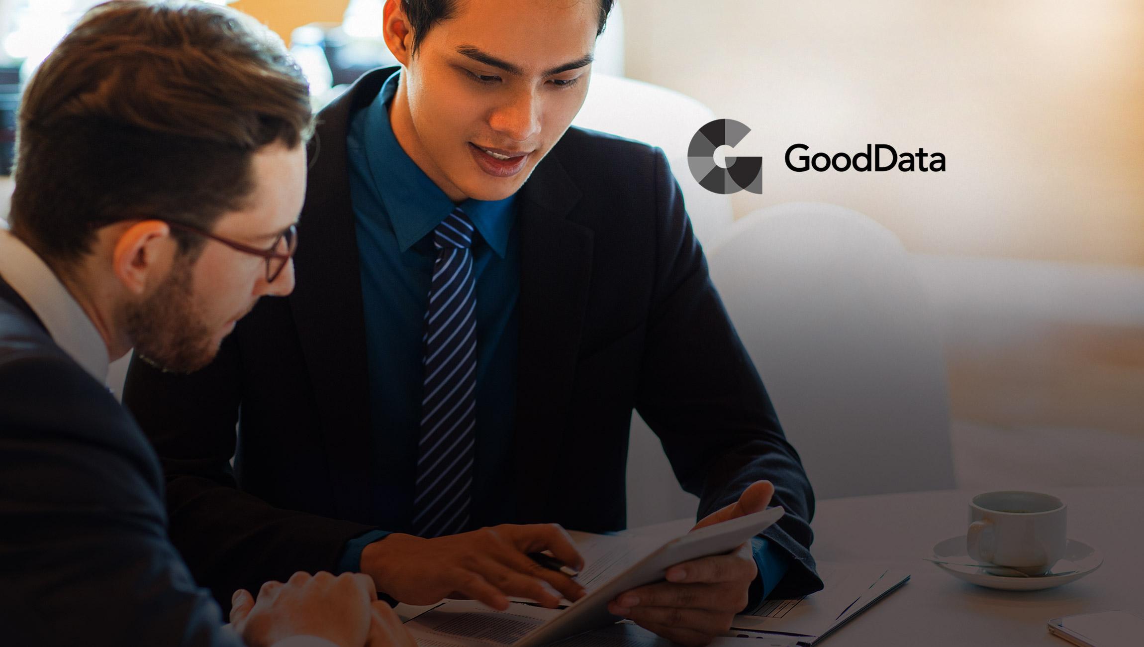 GoodData Open Sources Next-Generation GoodData.UI Framework to Increase Business Intelligence Adoption