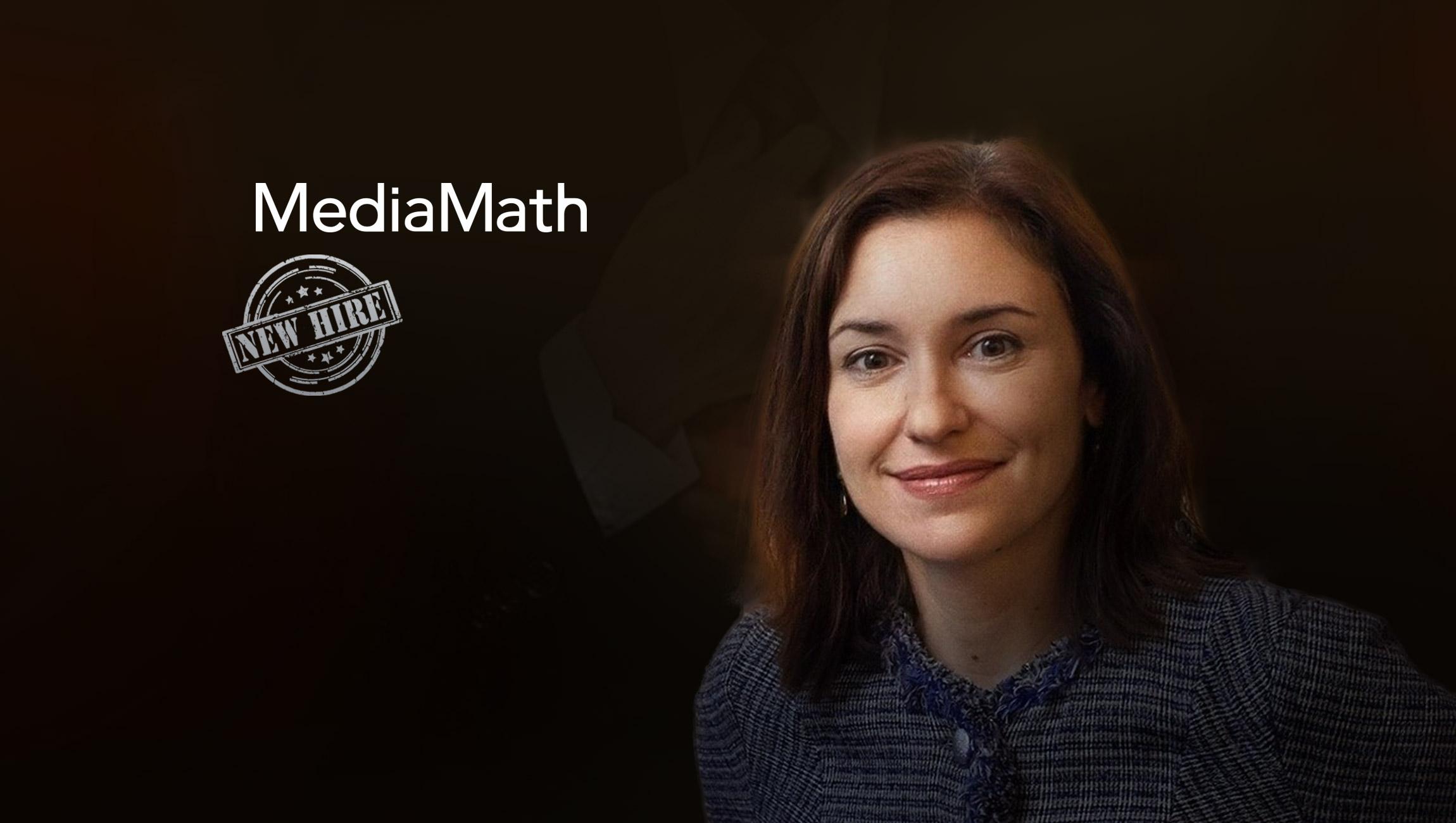 MediaMath Bolsters Leadership with Appointment of CFO, Milena Alberti-Perez