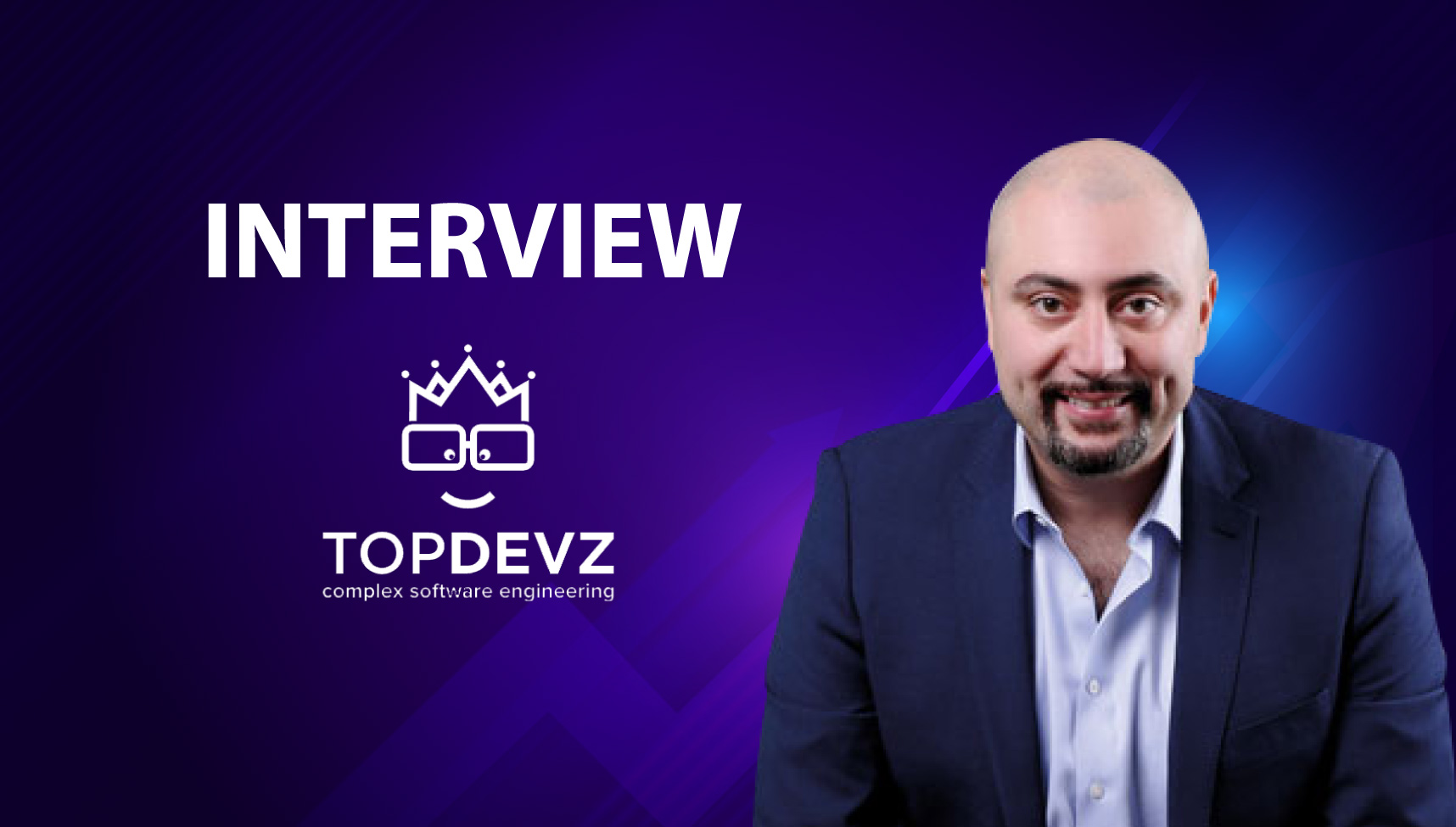 SalesTechStar Interview with Ashkan Rajaee, CEO at TopDevz