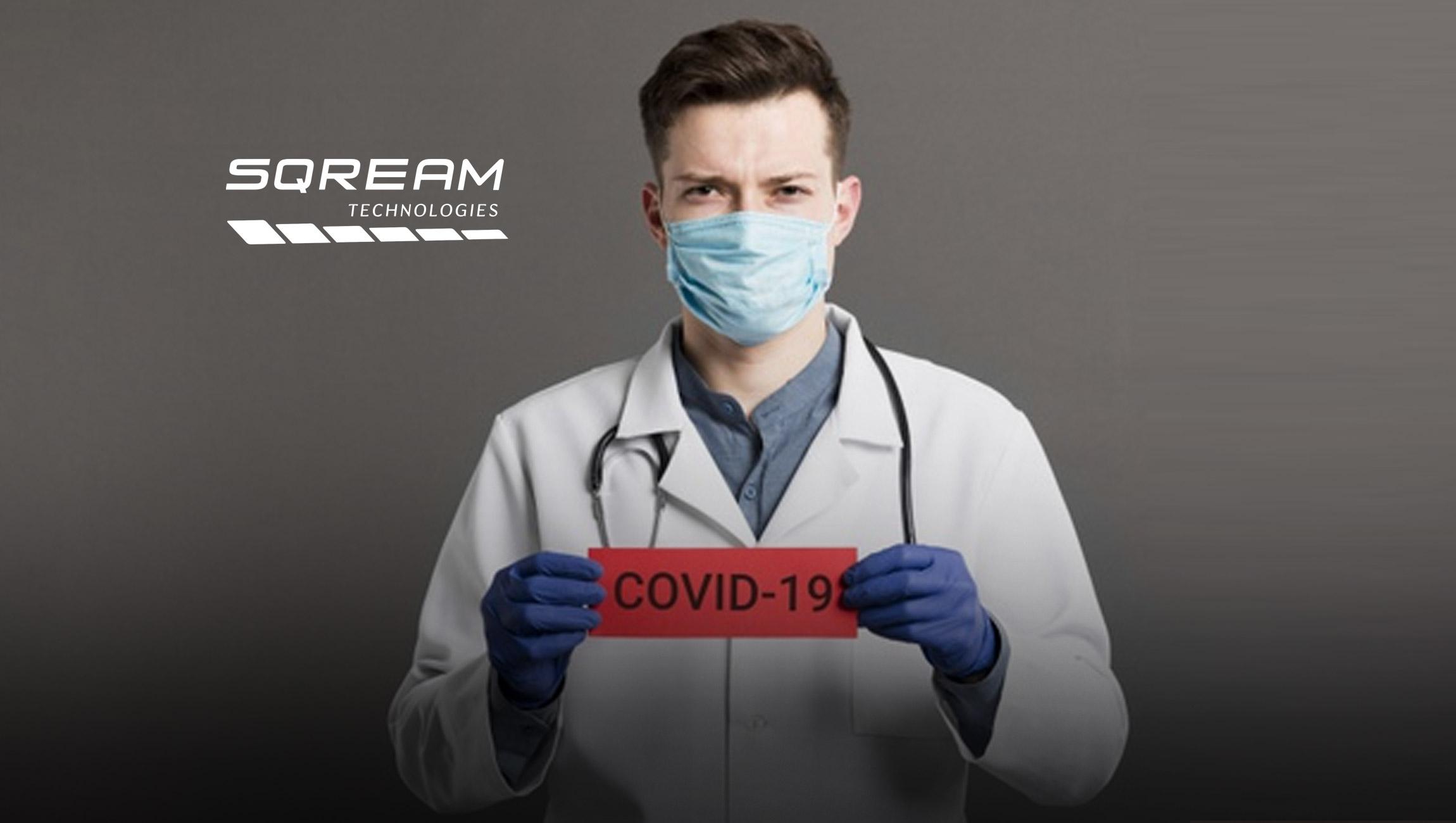 SQream Offers Free Licenses to Organizations Using Data Analytics to Fight the Coronavirus
