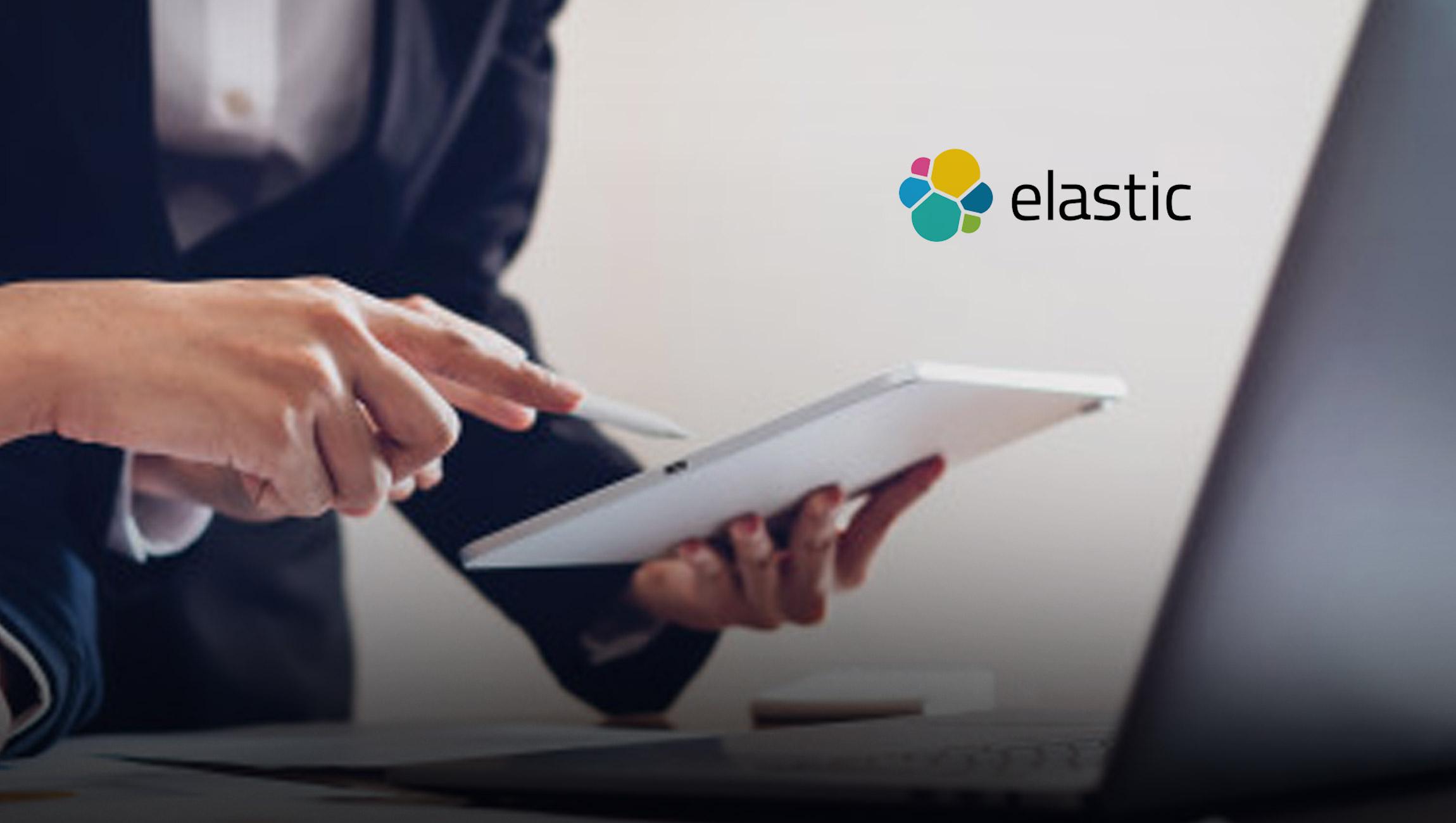 Elastic Launches Enterprise Search on Elastic Cloud