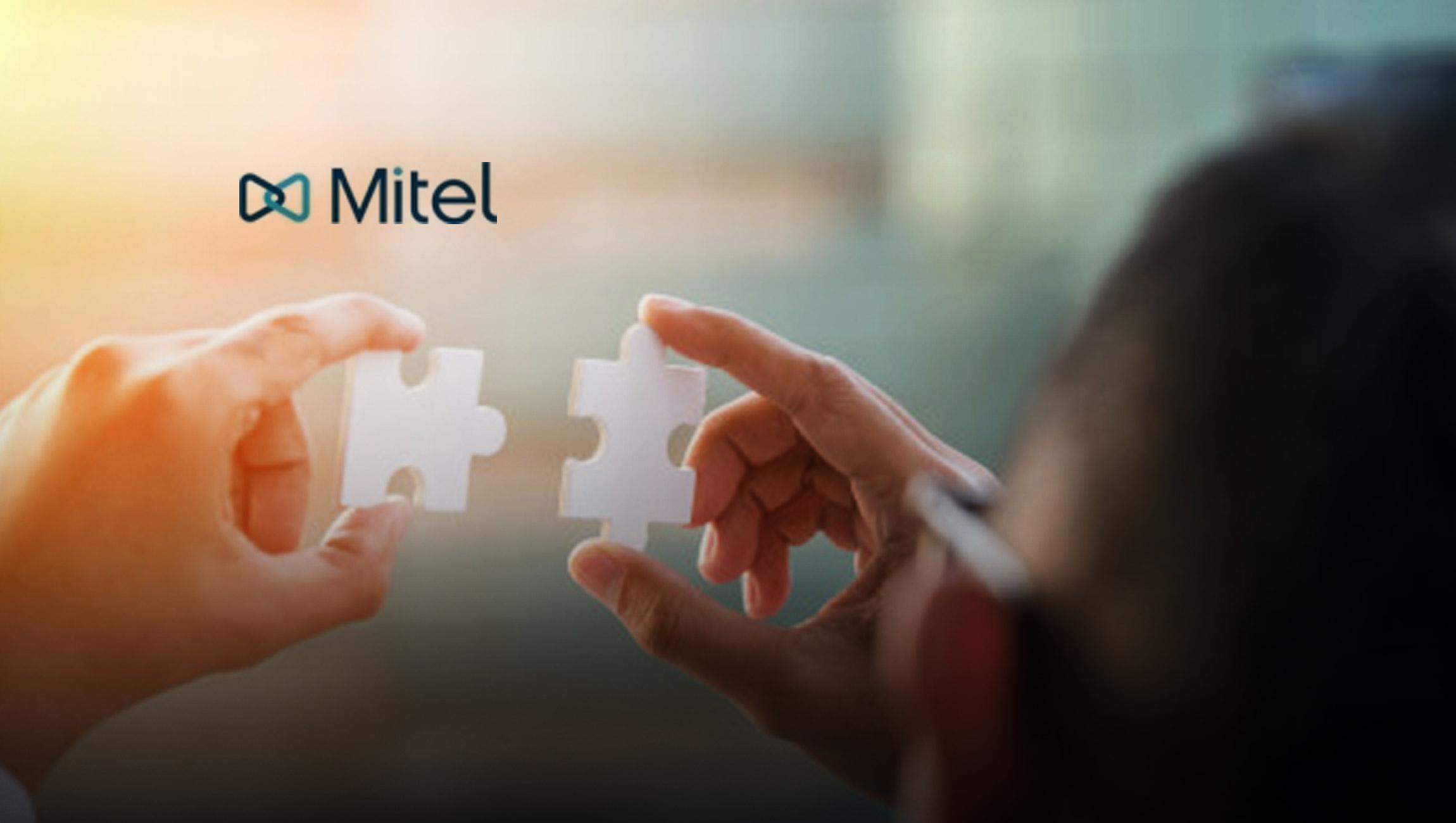 Mitel Launches Wholesale Enterprise Communications and Collaboration Solution Built on Google Cloud