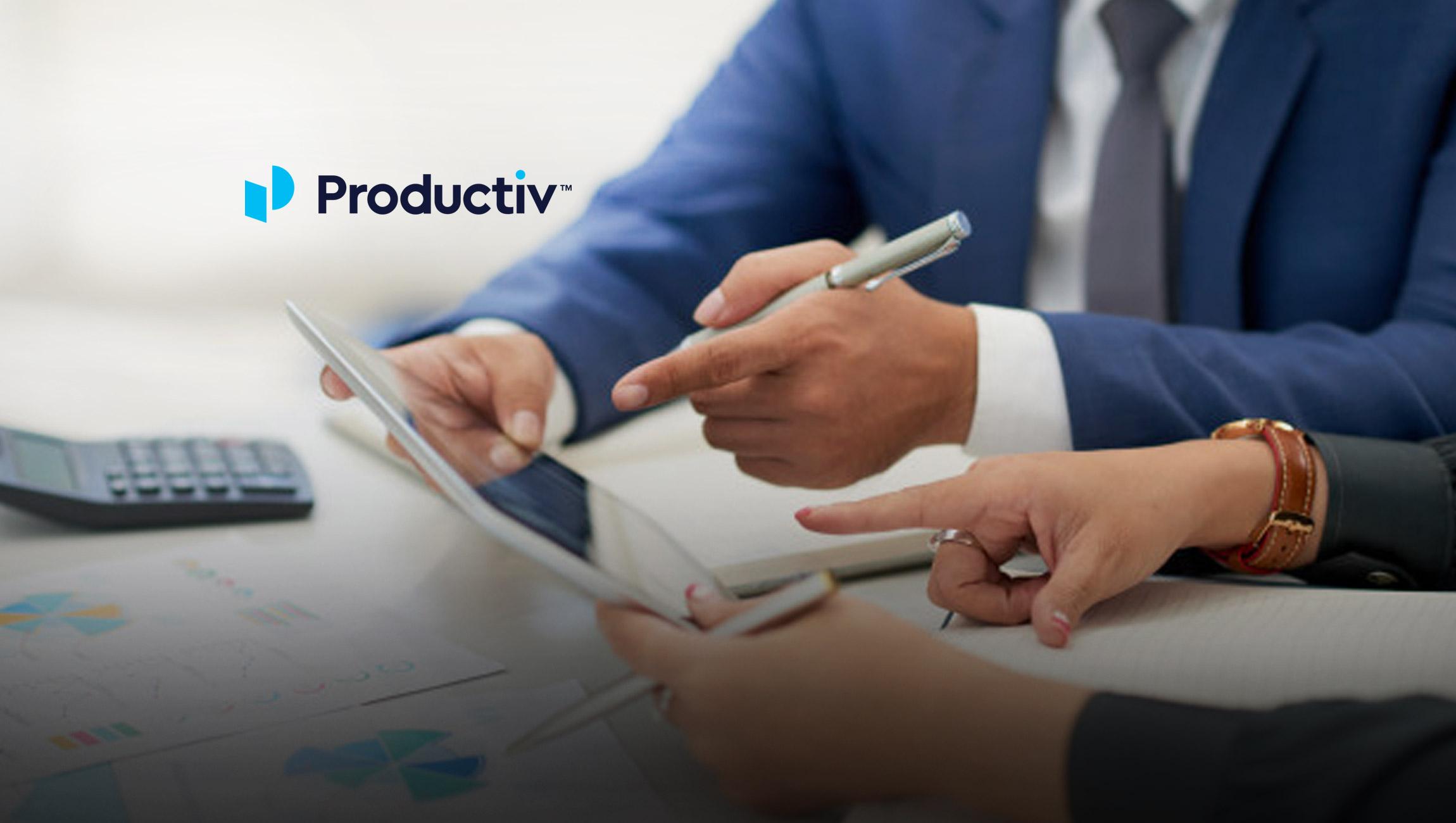 Productiv Expands Leadership Team, Announces Apurva Davé as Vice President of Marketing