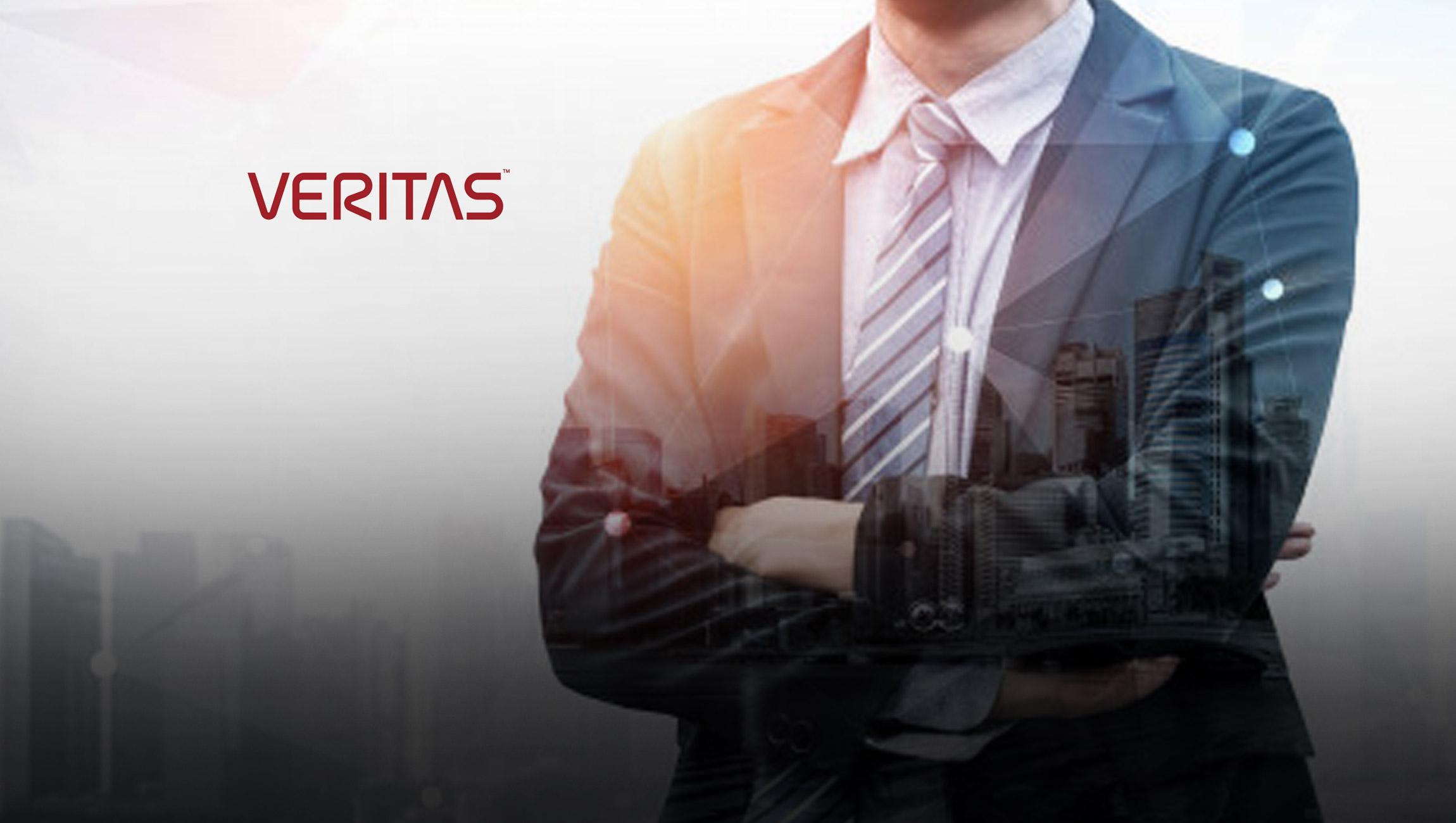 Veritas Appoints Phil Brace as New Worldwide Field Operations Leader, Combines Product Under Deepak Mohan