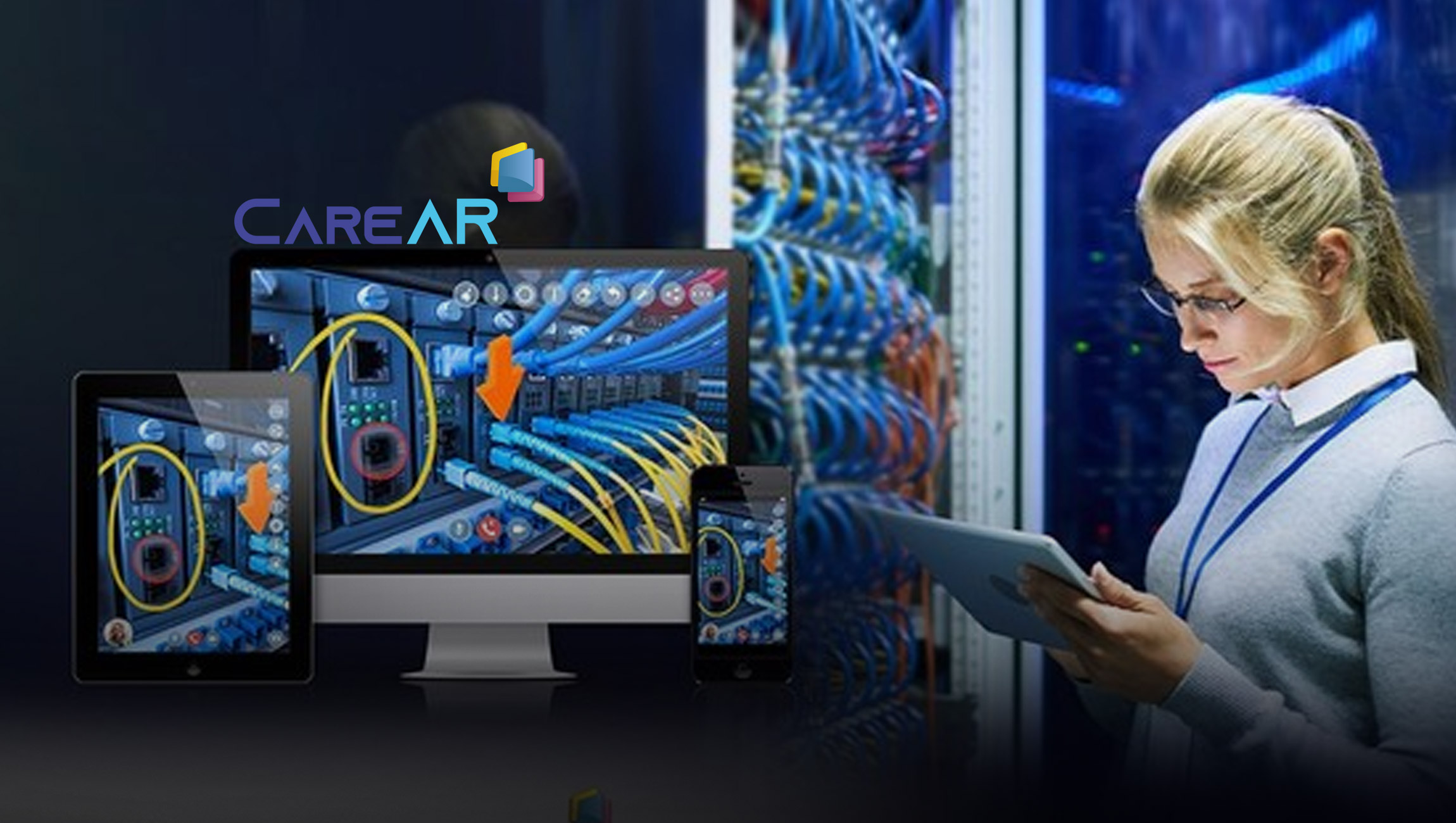CareAR Announces Augmented Reality Integration with ServiceNow