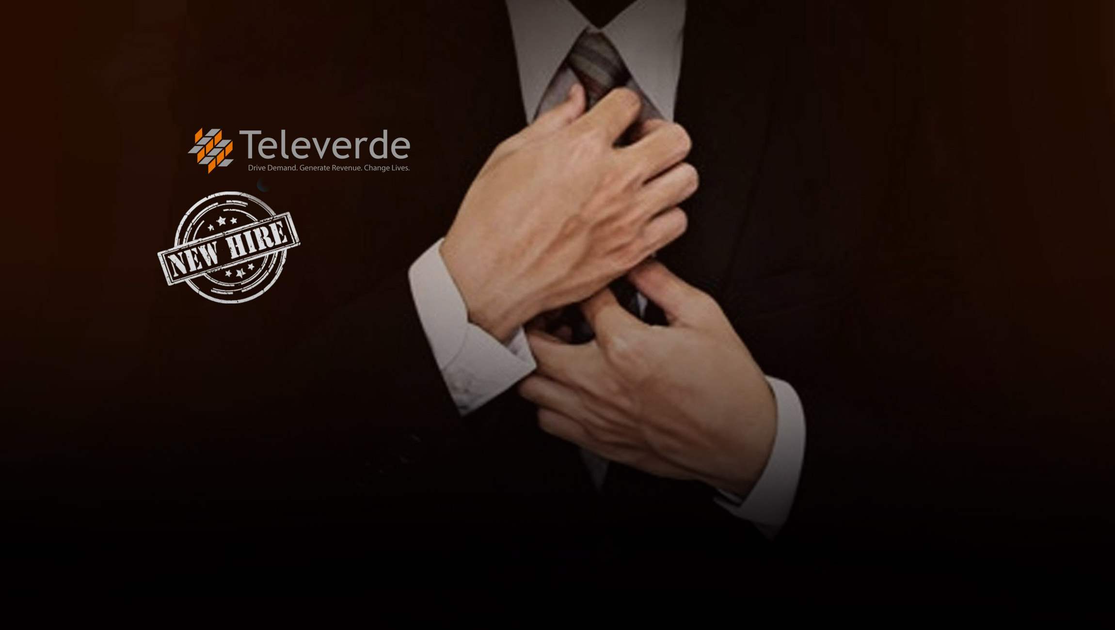 Televerde Appoints Christopher Daniels Global Head of Sales to Accelerate the Company's Growth and Expansion Plans