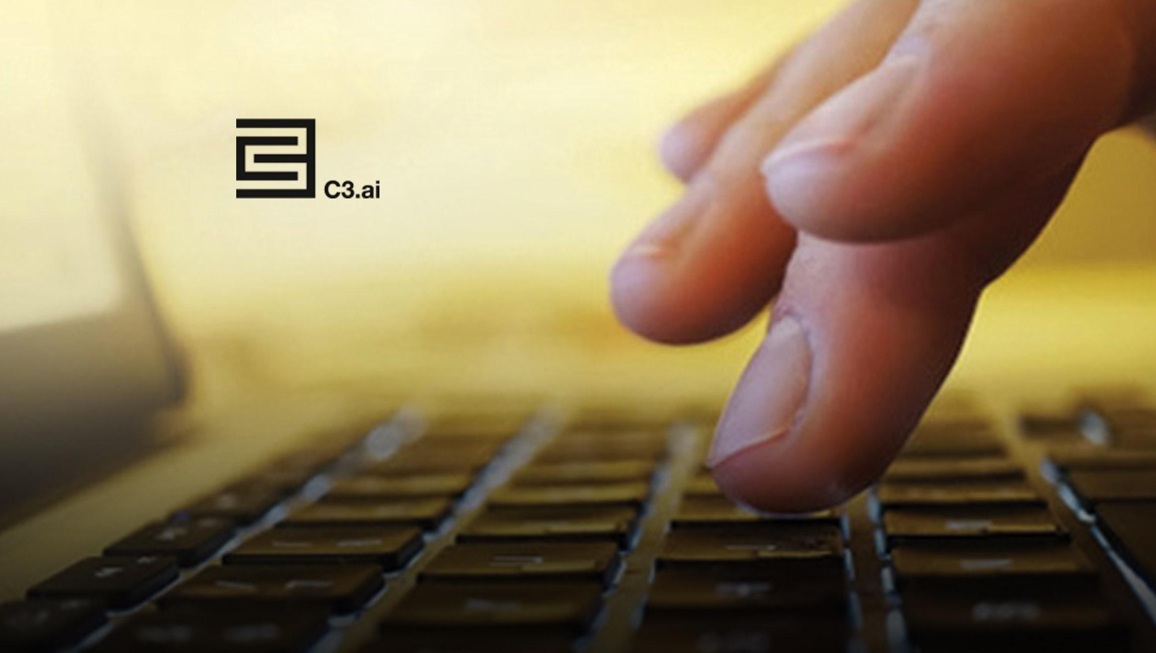 C3.ai Announces Launch of Initial Public Offering