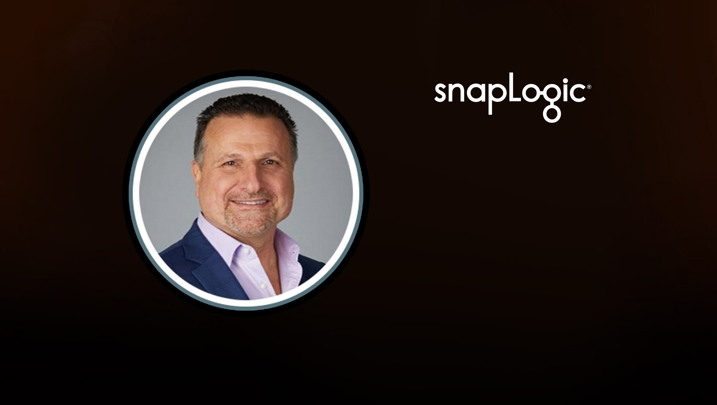 SnapLogic Appoints George Mogannam as Chief Revenue Officer