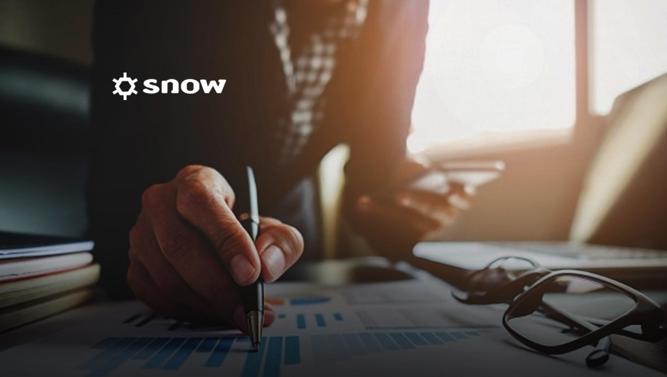 Snow Software Surpasses $100 Million in Annual Recurring Revenue