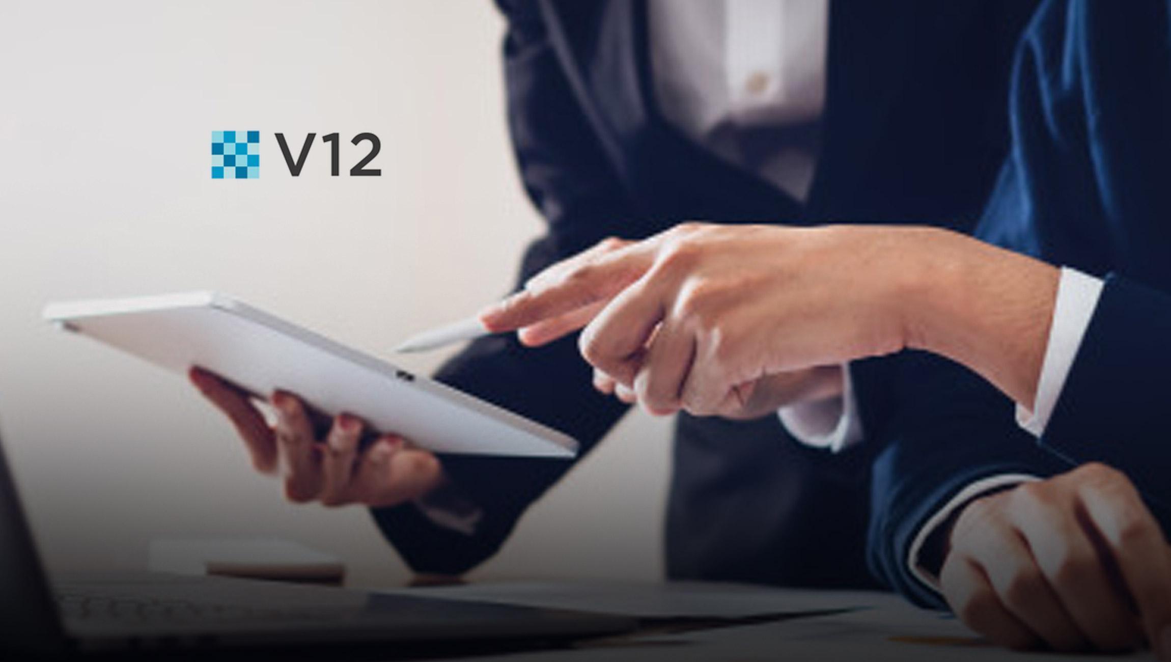 V12 Consumer Data Ranks Highest in Performance Across Key Attribute Categories by Data Intelligence Company, Truthset