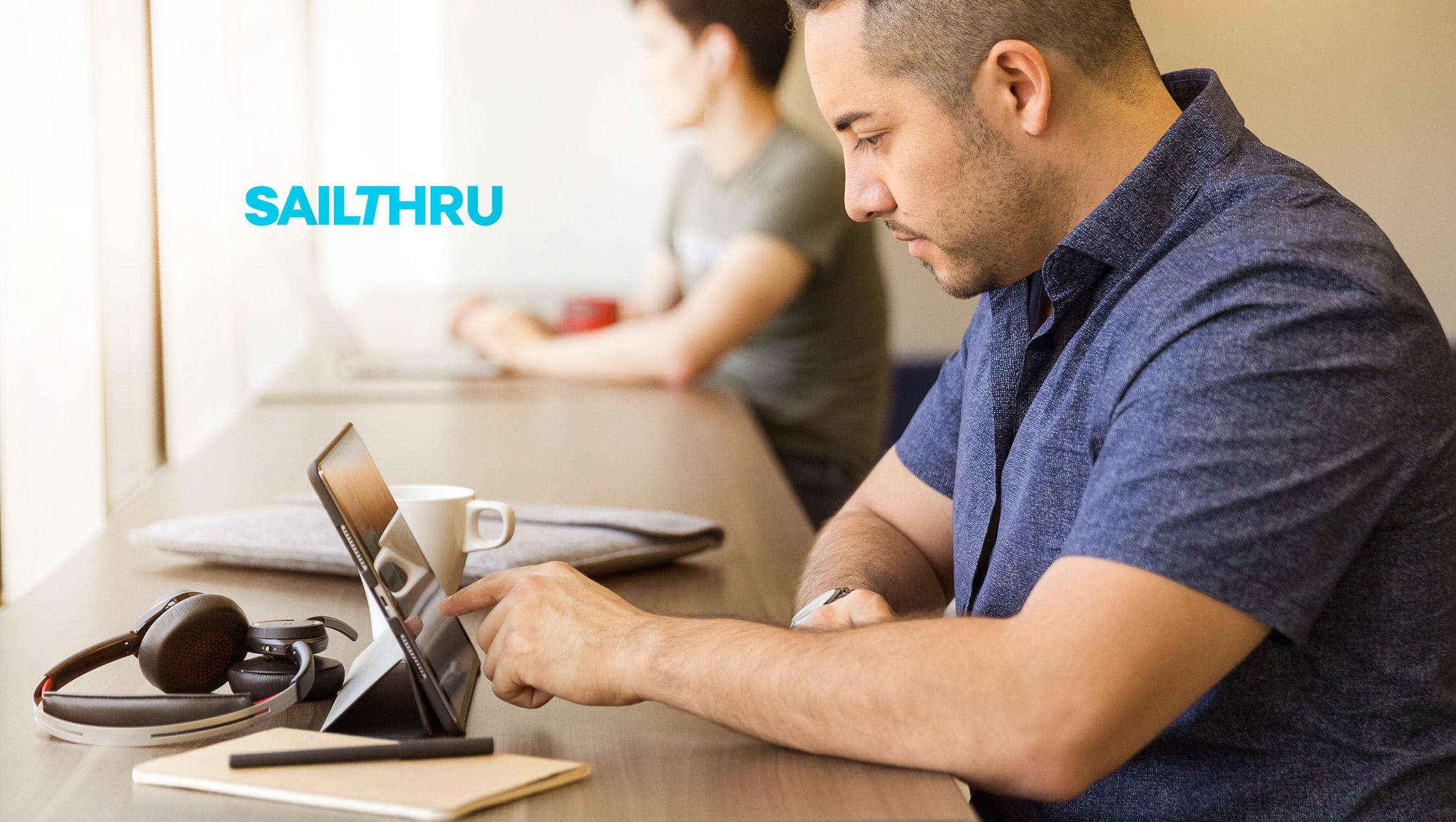 Sailthru Announces Sailthru Connect, A Data Export Suite For Business Intelligence