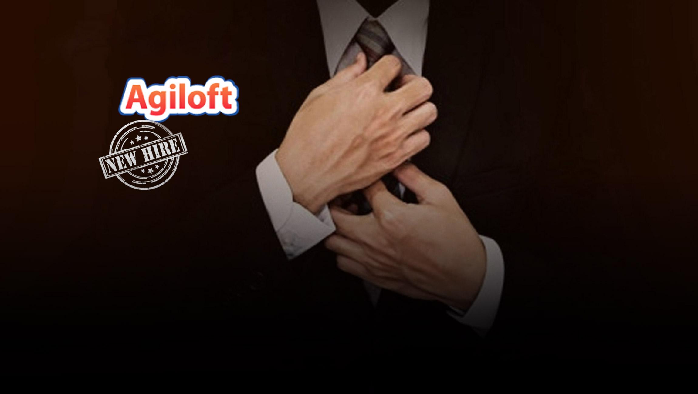 Agiloft Appoints Kevin Niblock Chief Revenue Officer to Lead Sales Expansion