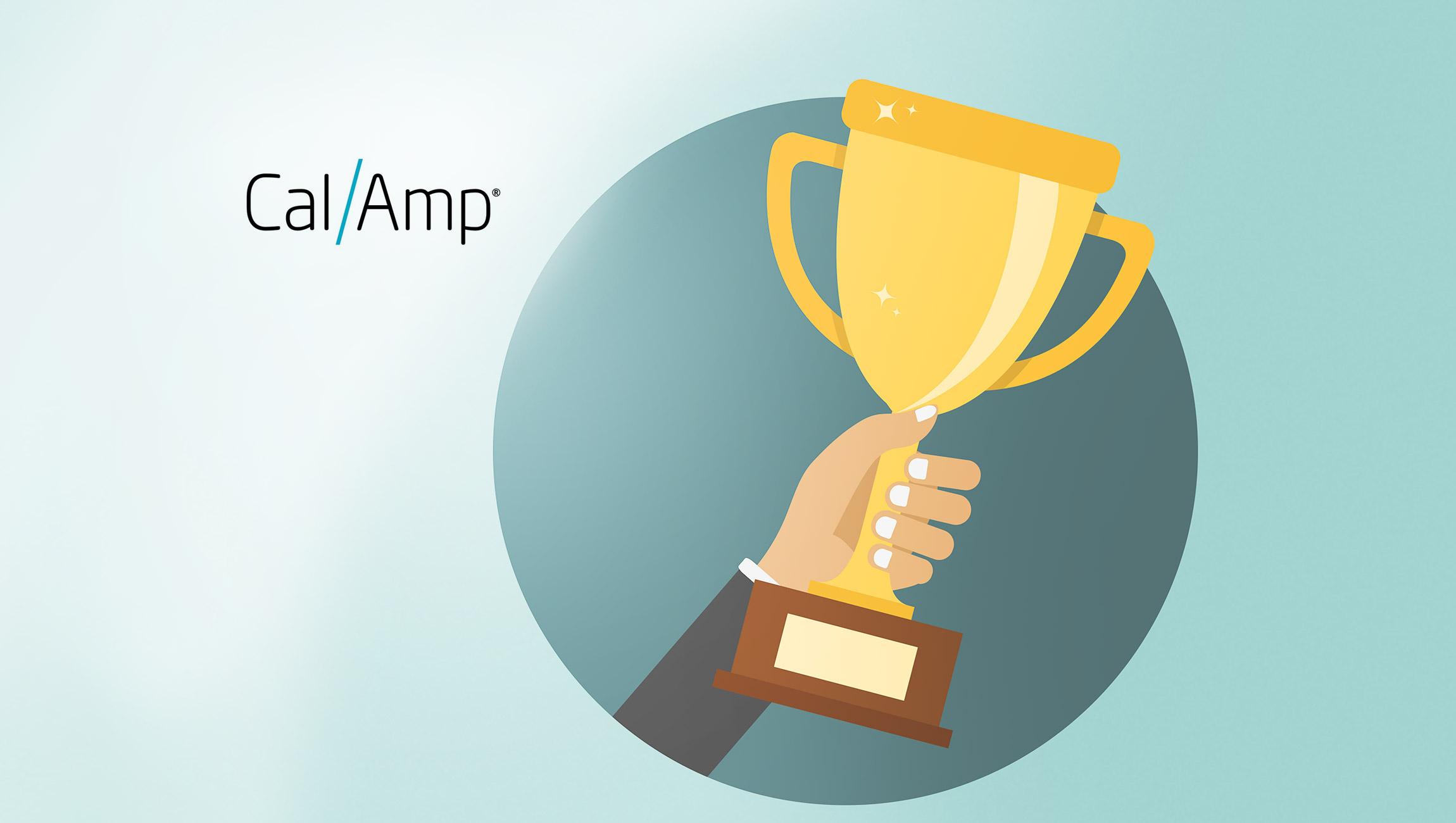 CalAmp Awarded 2020 OCTANe High Tech Award for Best Consumer Technology Innovation