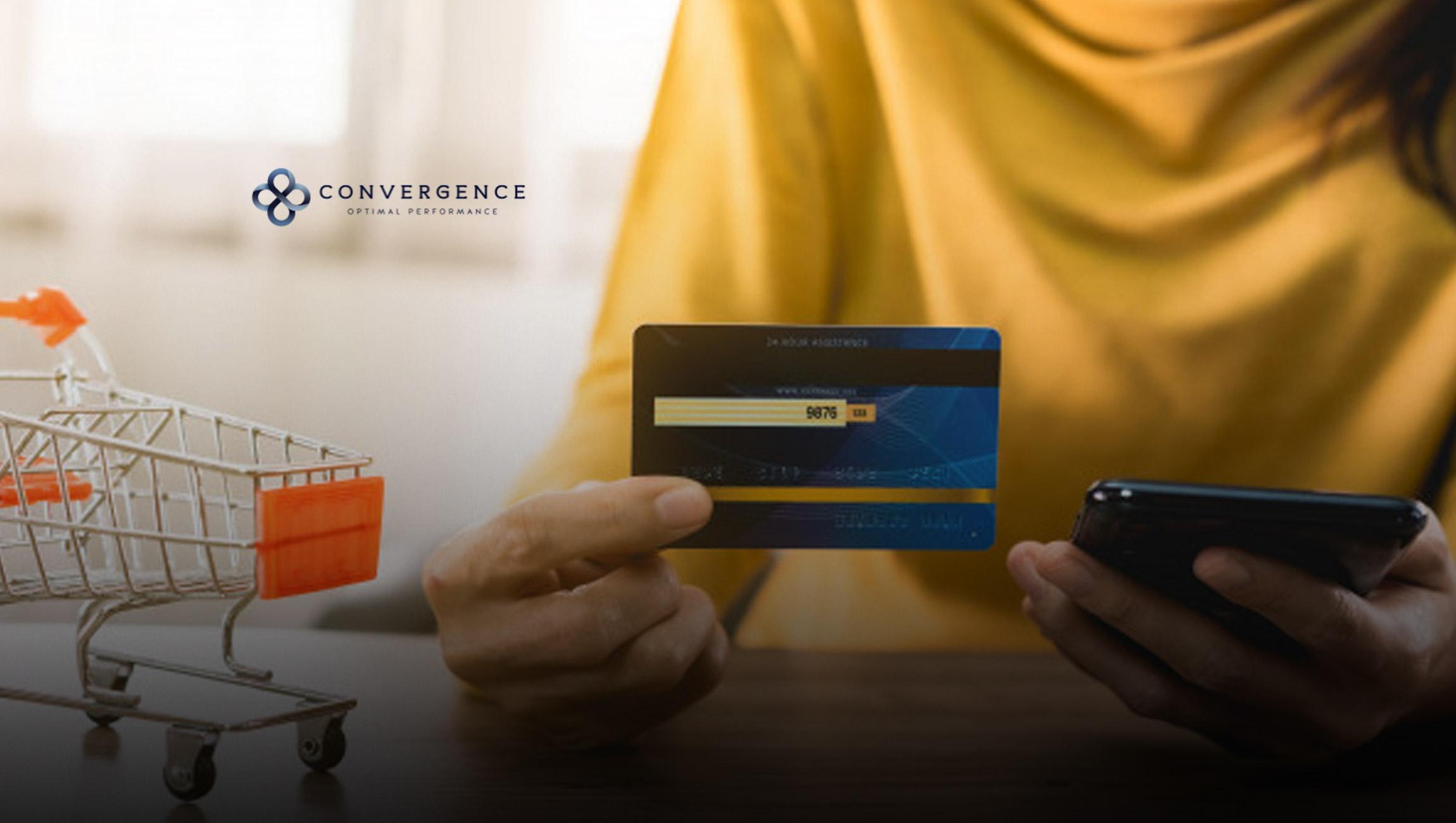 Convergence Inc. Announces the Launch of its E-Commerce Platform