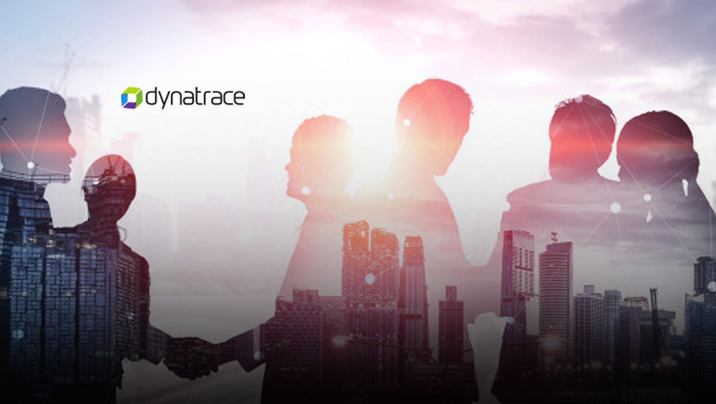 Dynatrace Announces Integration With ServiceNow Service Graph Connector Program