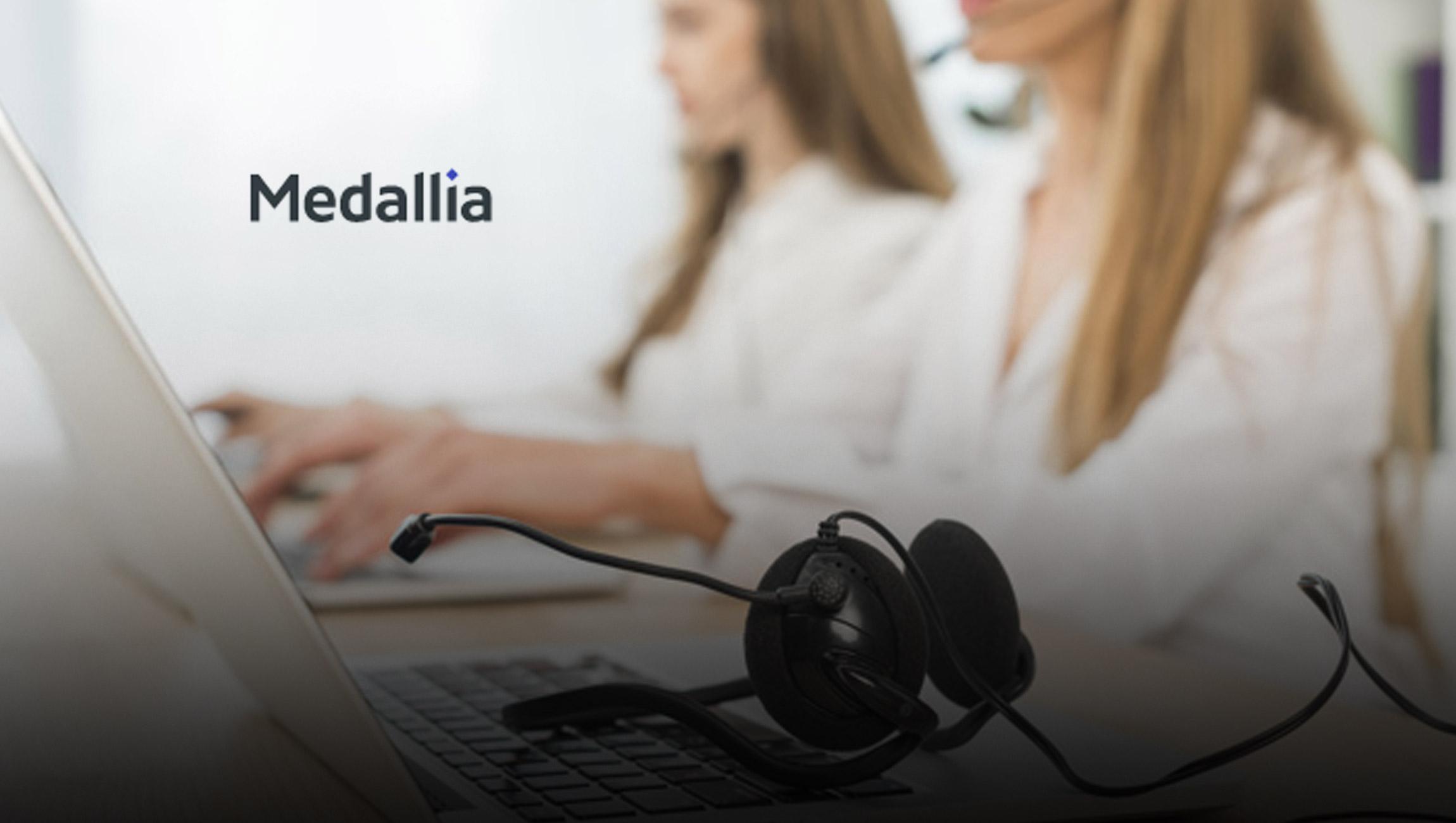 Medallia Announces Medallia Closed Loop Service for Salesforce on Salesforce AppExchange, the World's Leading Enterprise Cloud Marketplace