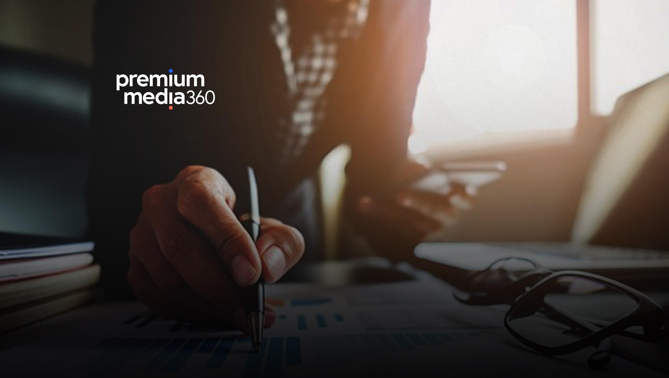 PremiumMedia360 Hires Multiple Key Executives Amid Significant Growth
