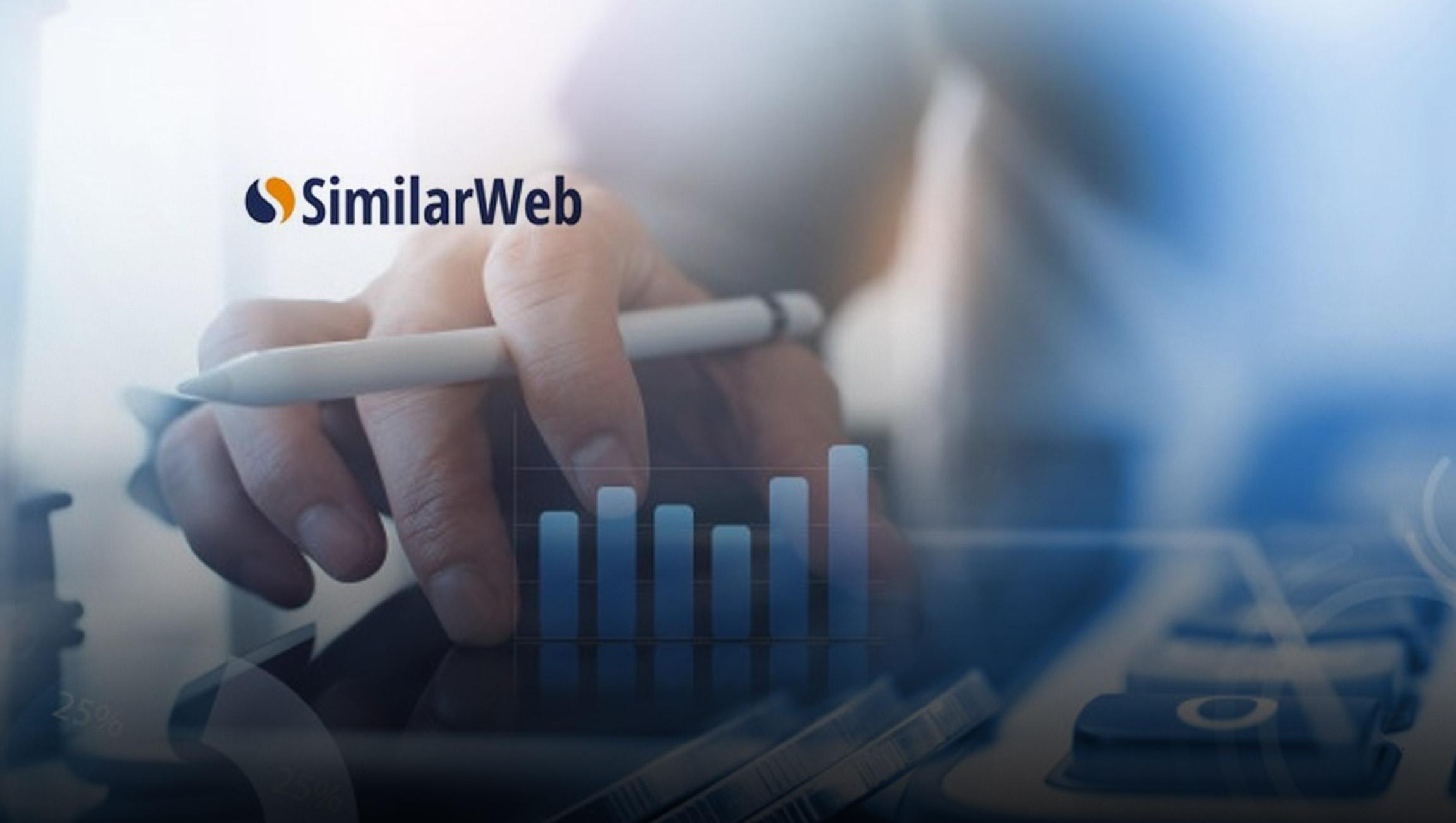 SimilarWeb announces closing of $120M financing round