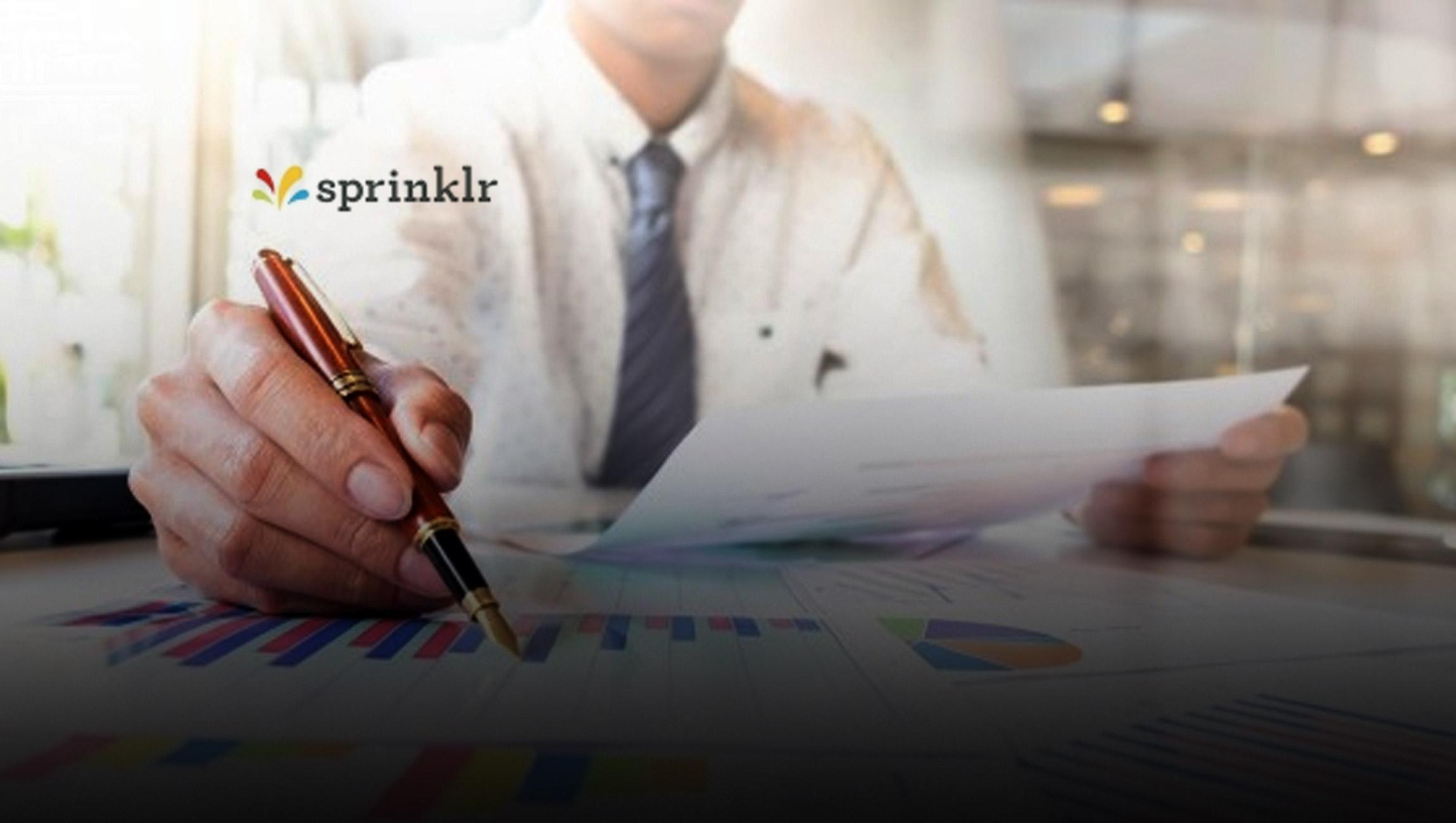 Sprinklr Achieves FedRAMP Ready Status