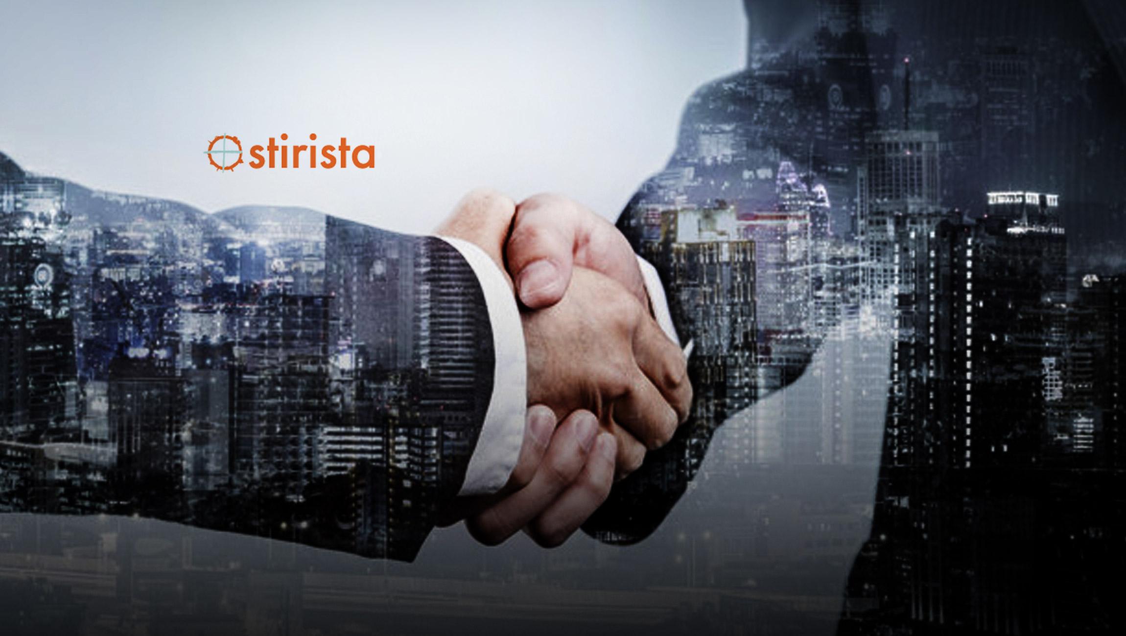Stirista Acquires Nikaza's Attribution and Location Intelligence Engine