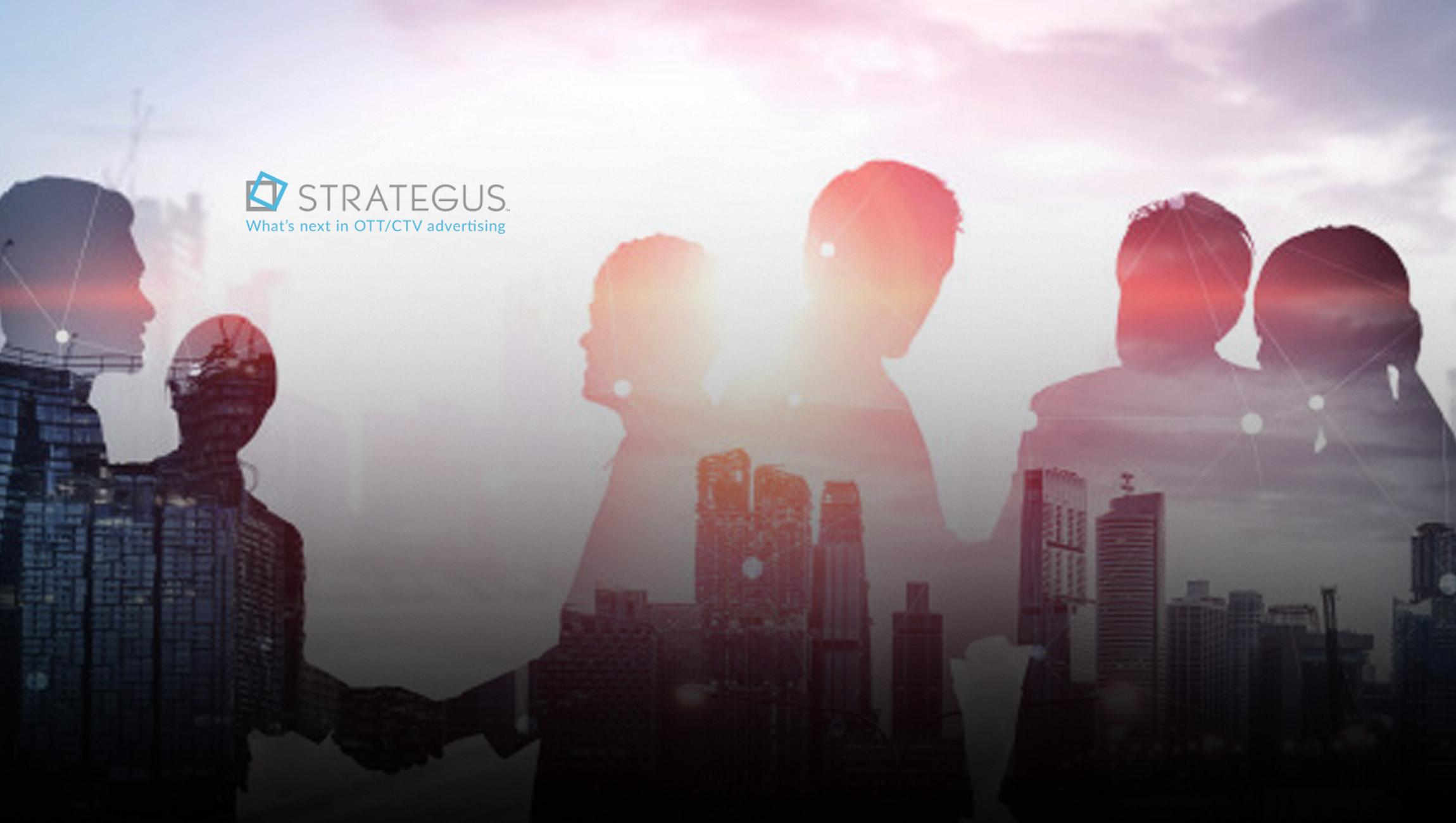Strategus Joins Interactive Advertising Bureau