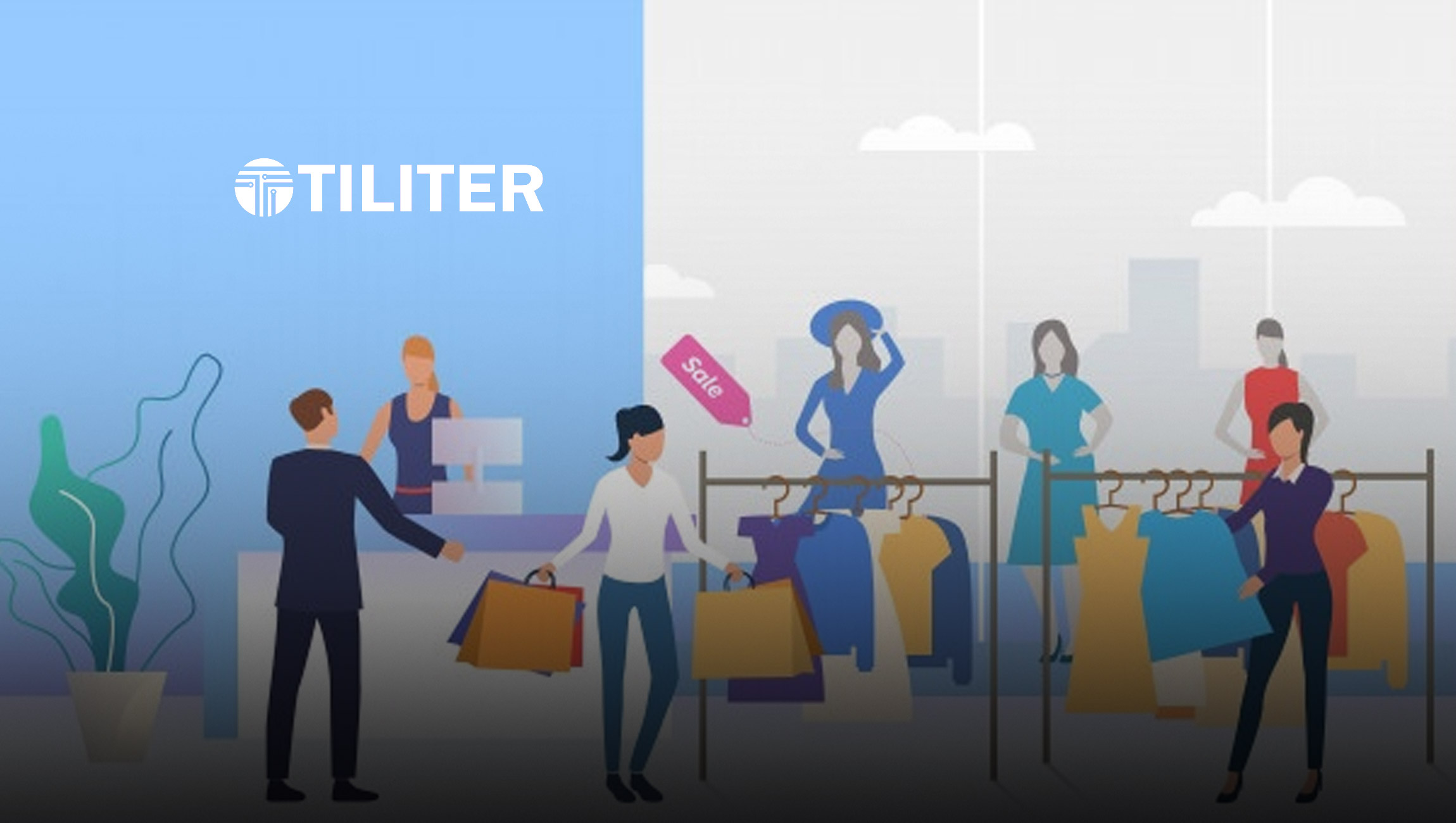 Tiliter Launches Contactless and Checkout-Free Shopping in the US With FutureProof Retail