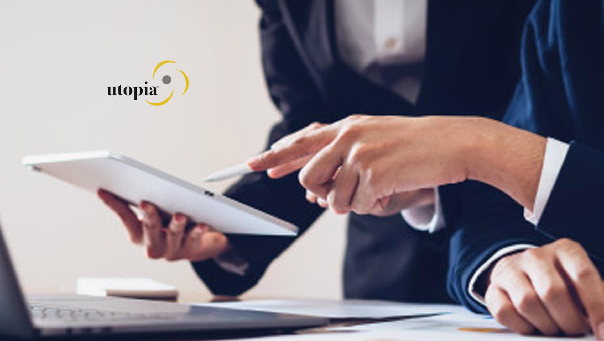Utopia Global, Inc. Names Former SAP Executive, Dr. Kevin Attard as President, Utopia International