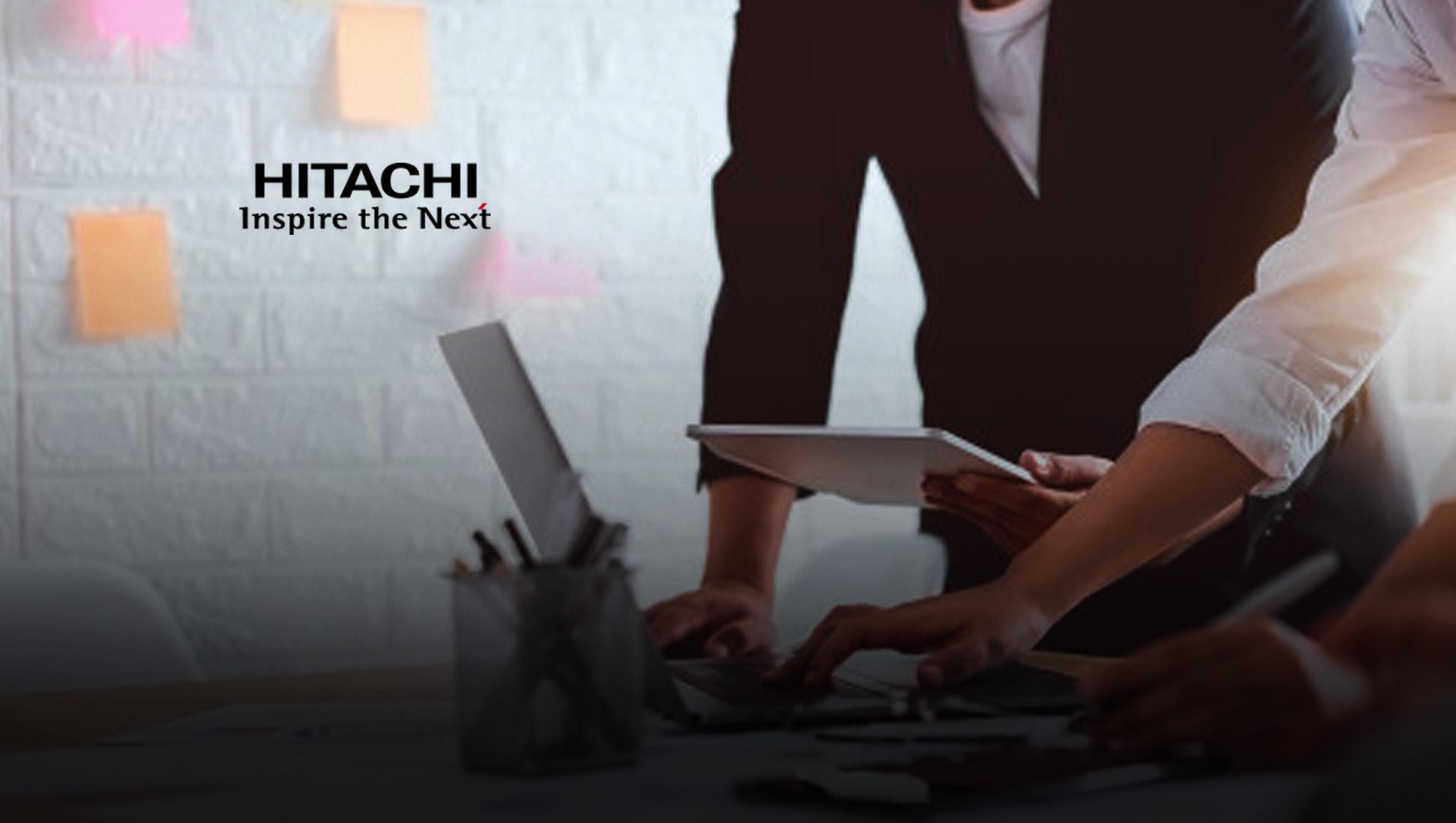Hitachi Named a Leader in 2020 Gartner Magic Quadrant for Industrial IoT Platforms
