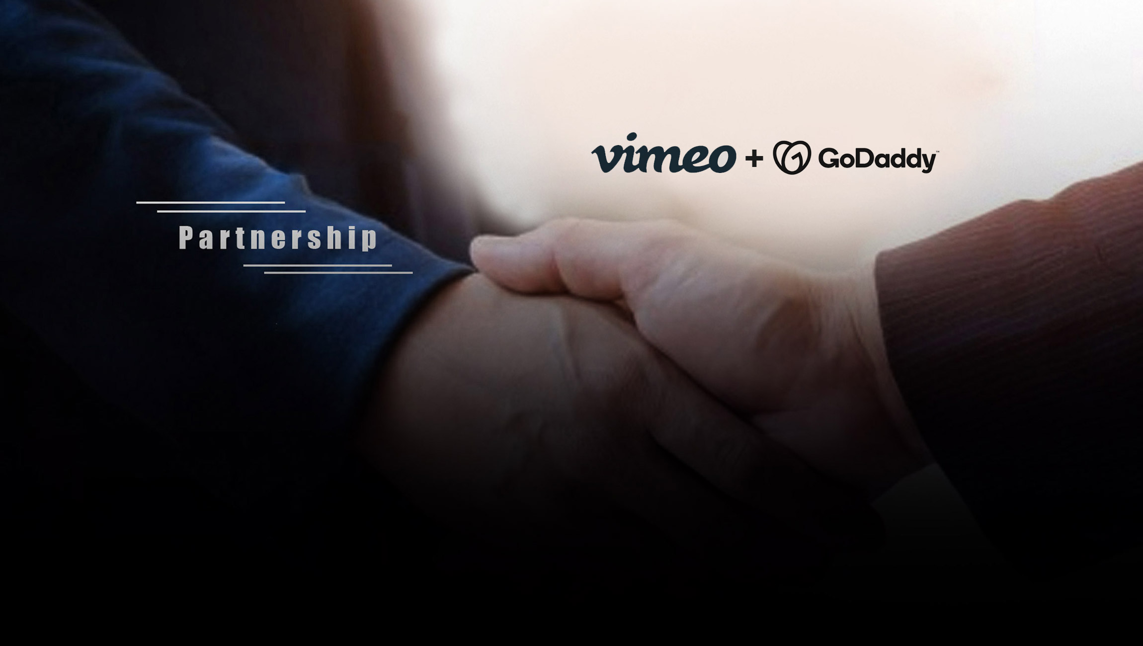 Vimeo Announces Partnership With GoDaddy To Power Video For Entrepreneurs Globally