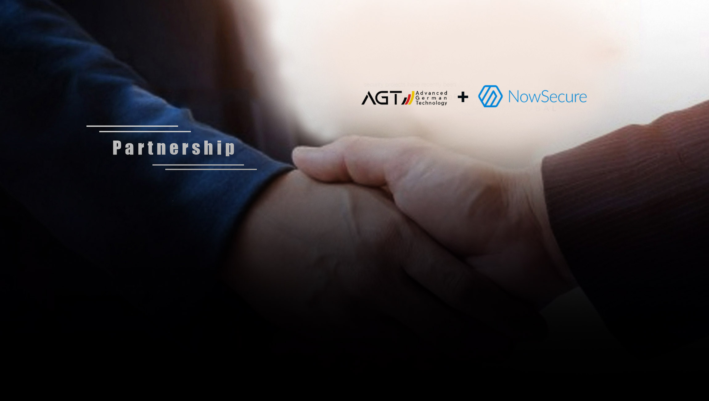AGT and NowSecure Announce Global Partnership for Mobile Cybersecurity Resiliency