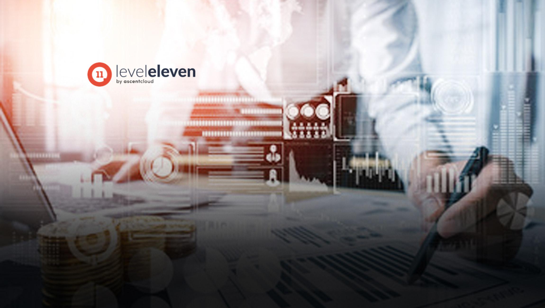 Ascent Cloud Announces Updates to LevelEleven Sales Performance Management Solution on Salesforce AppExchange, the World's Leading Enterprise Cloud Marketplace