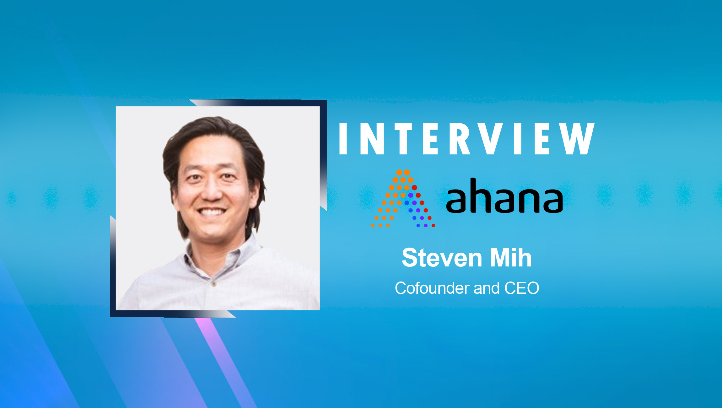 SalesTechStar Interview with Steven Mih, Co-founder & CEO at Ahana